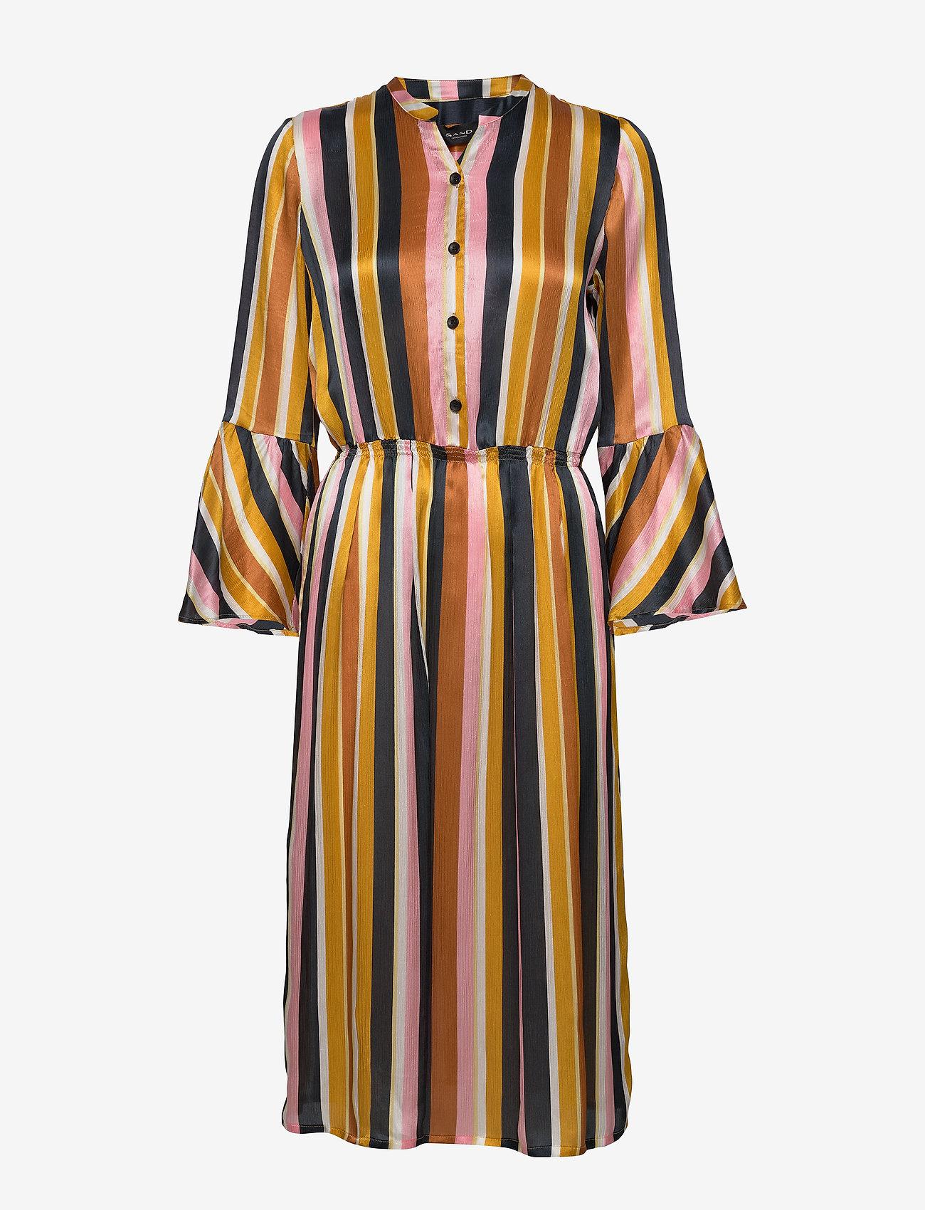 SAND - 3371 - Estelle Dress - paitamekot - pattern - 0