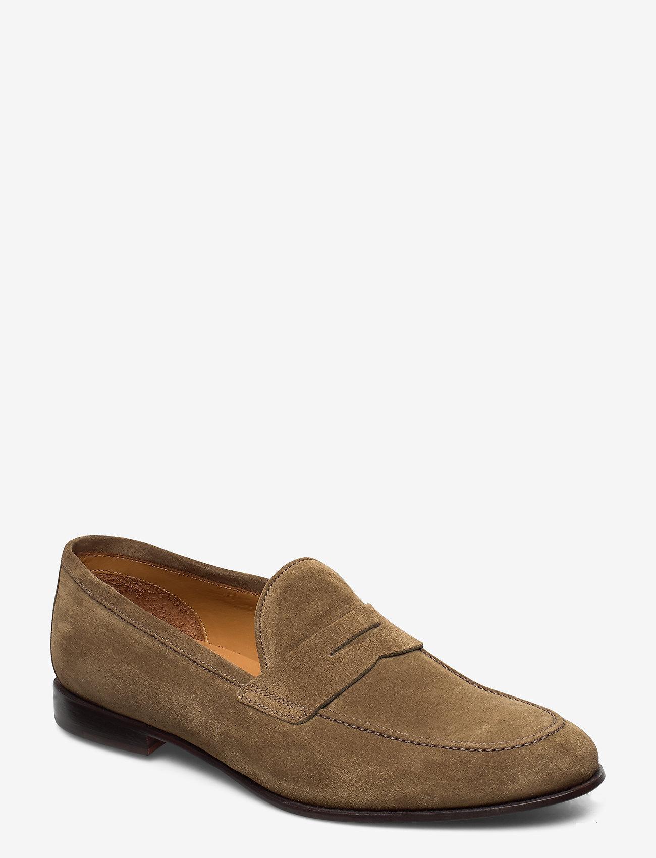 SAND - Footwear MW - F359 - loafers - light camel - 0