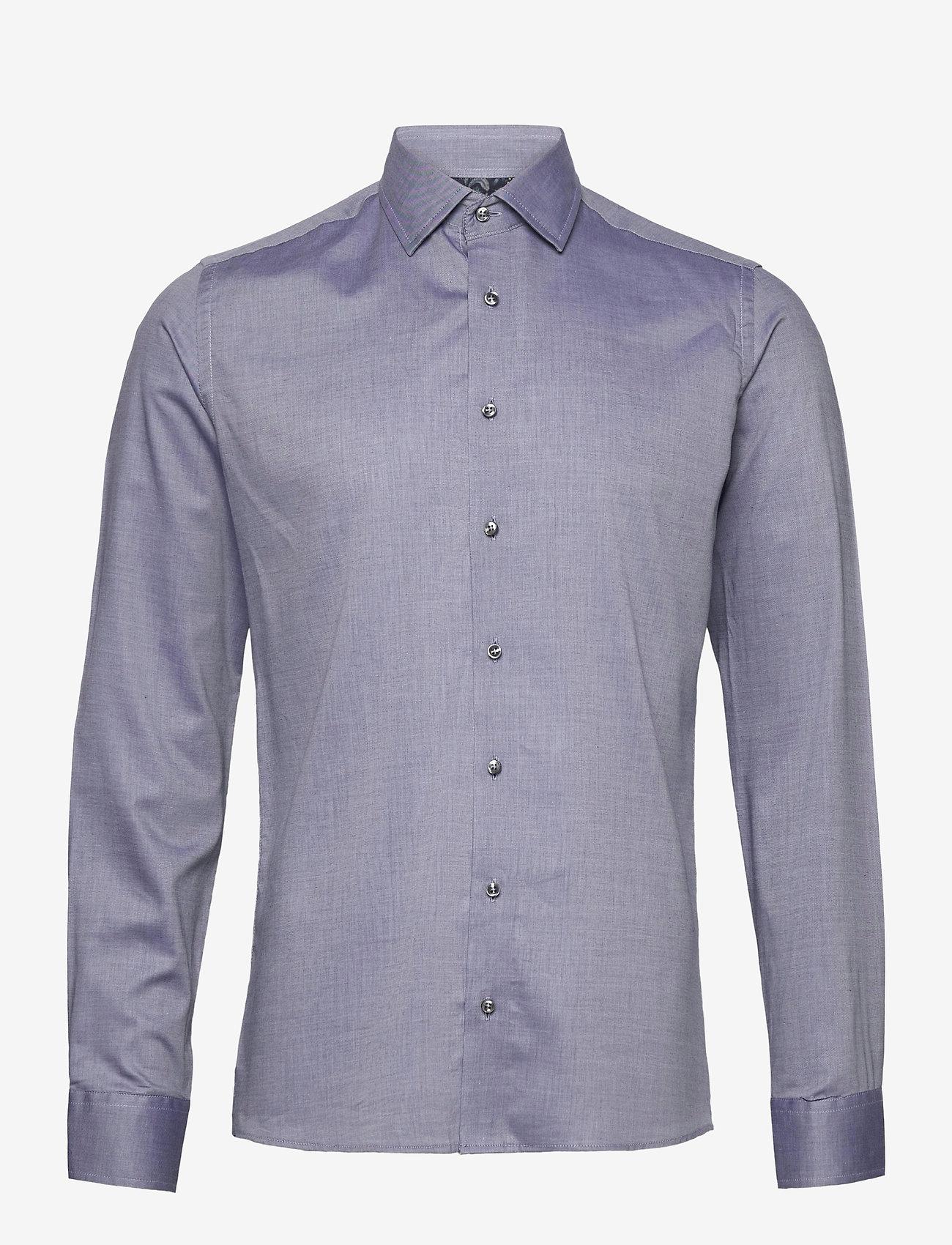 SAND - 8657 - Iver 2 Soft - basic skjorter - blue - 0