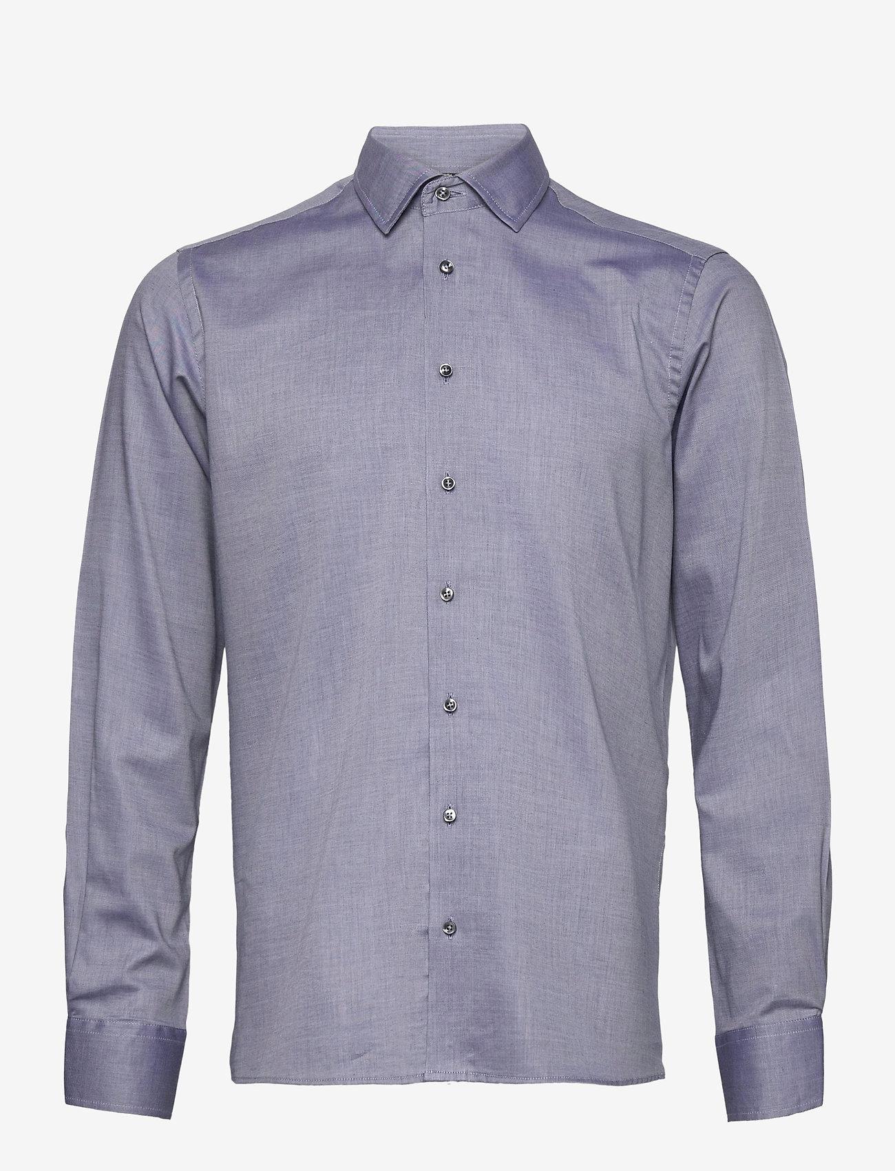 SAND - 8657 - State N 2 Soft - basic skjorter - blue - 1