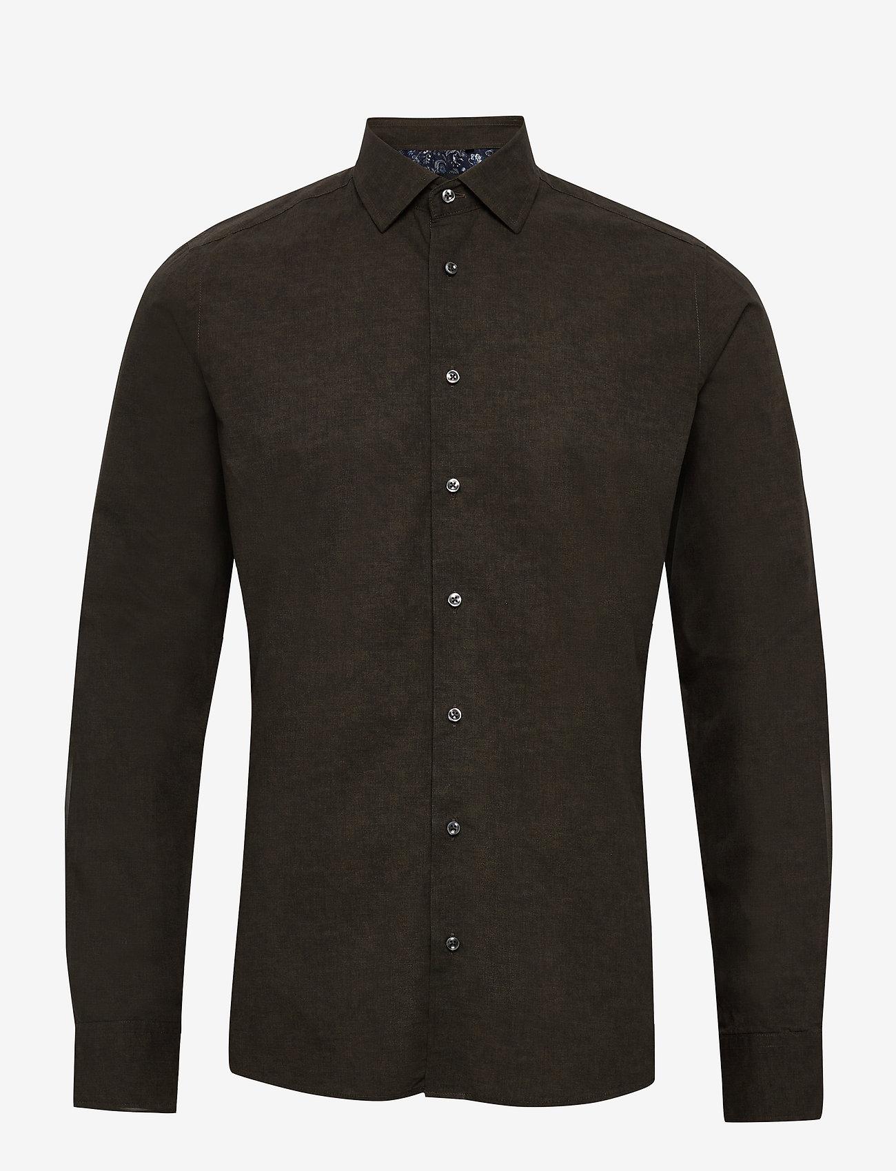 SAND - 8669 - Iver 2 Soft - basic shirts - olive/khaki - 0
