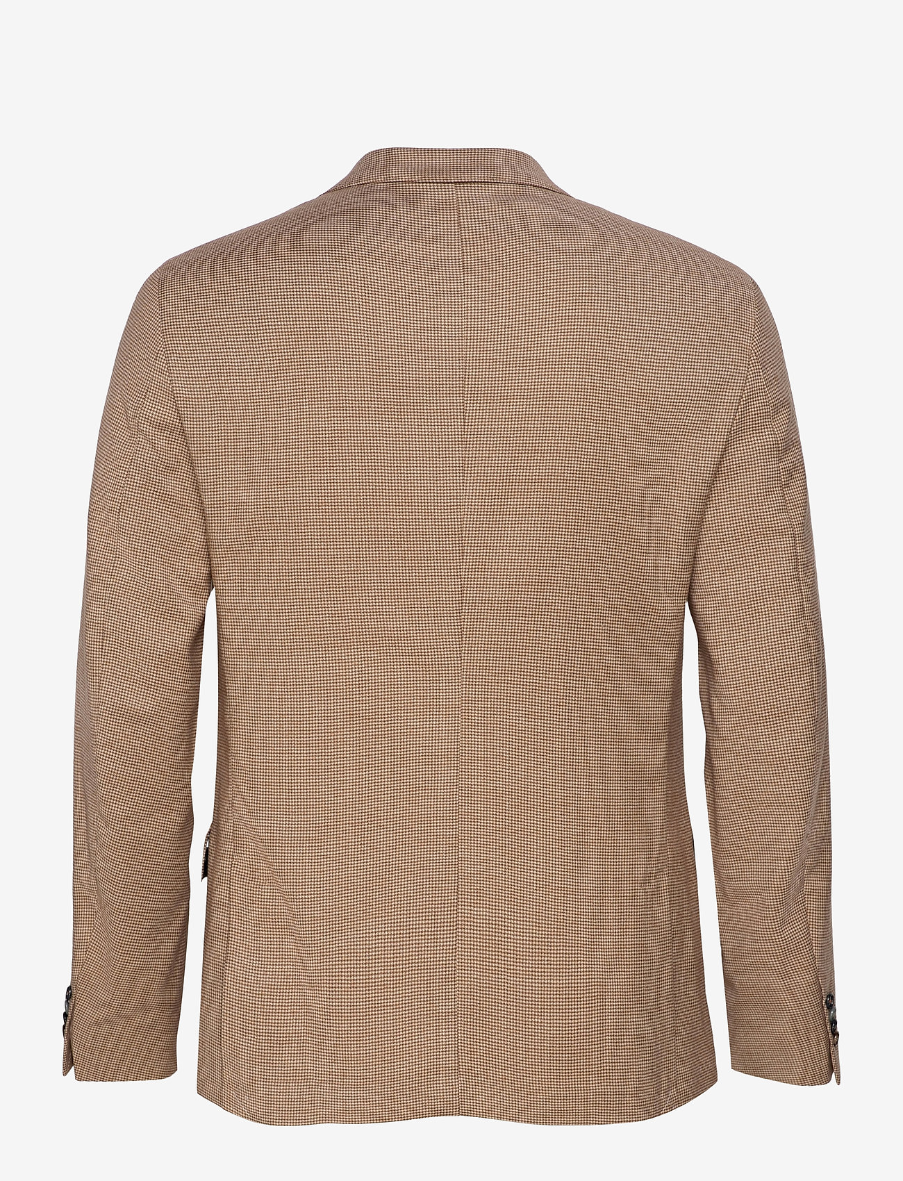 SAND - 6263 - Star Easy Normal - single breasted blazers - light camel - 1