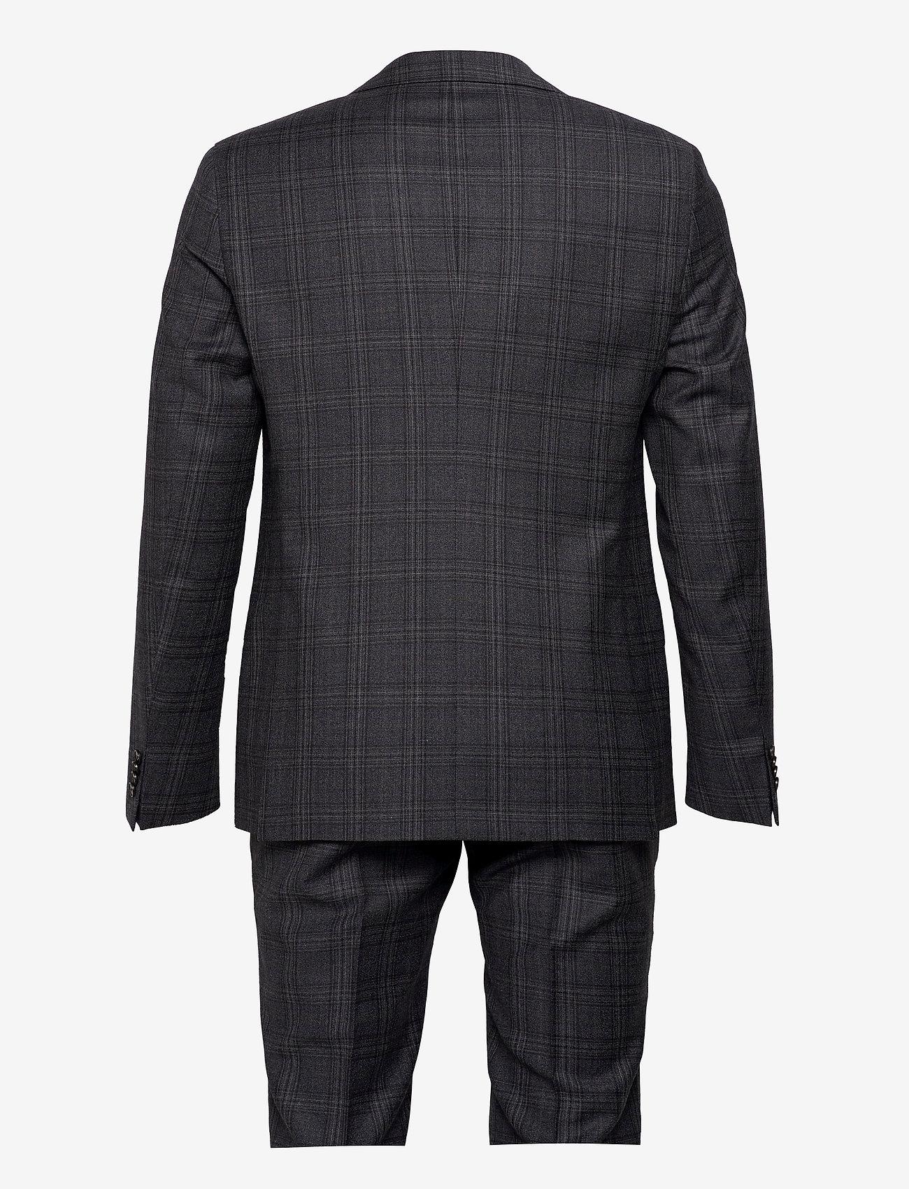 SAND - 1683 - Star Napoli-Craig Normal - enkelknäppta kostymer - grey - 1