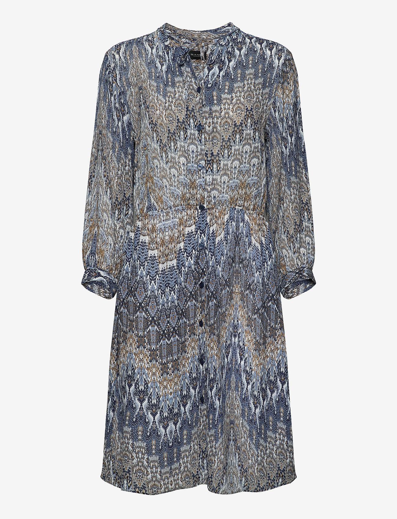 SAND - 3392 - Arlet - robes chemises - blue - 0