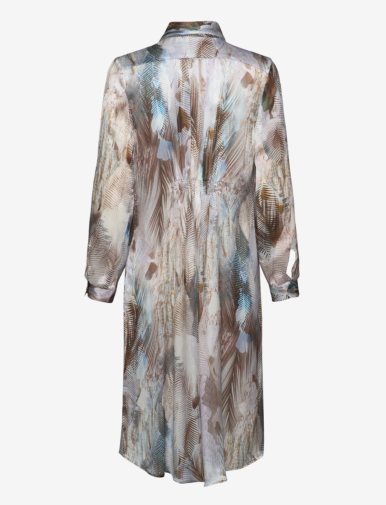 SAND - 3391 - Asia Dress - paitamekot - pattern - 1