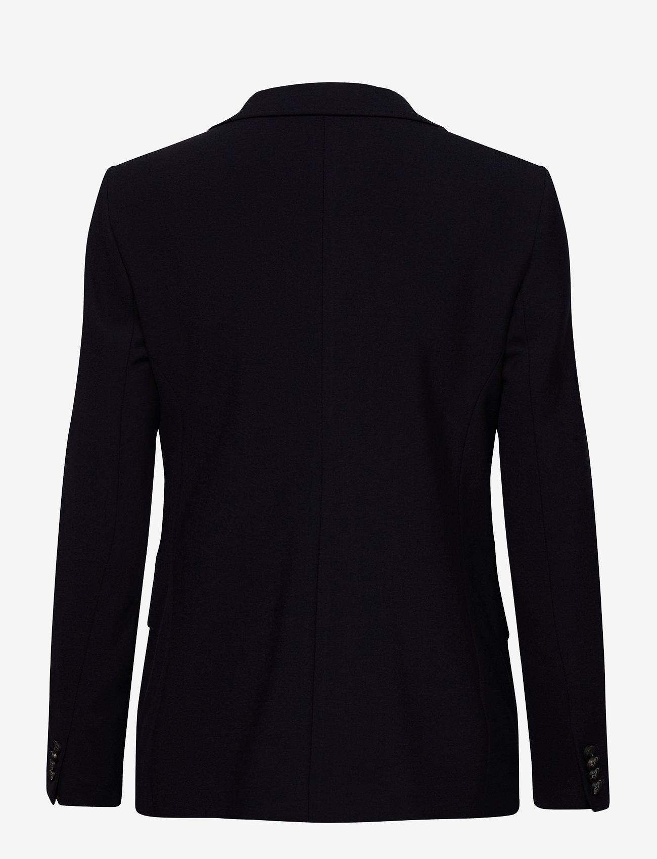 SAND - 3596 - Ginette - getailleerde blazers - dark blue/navy - 1