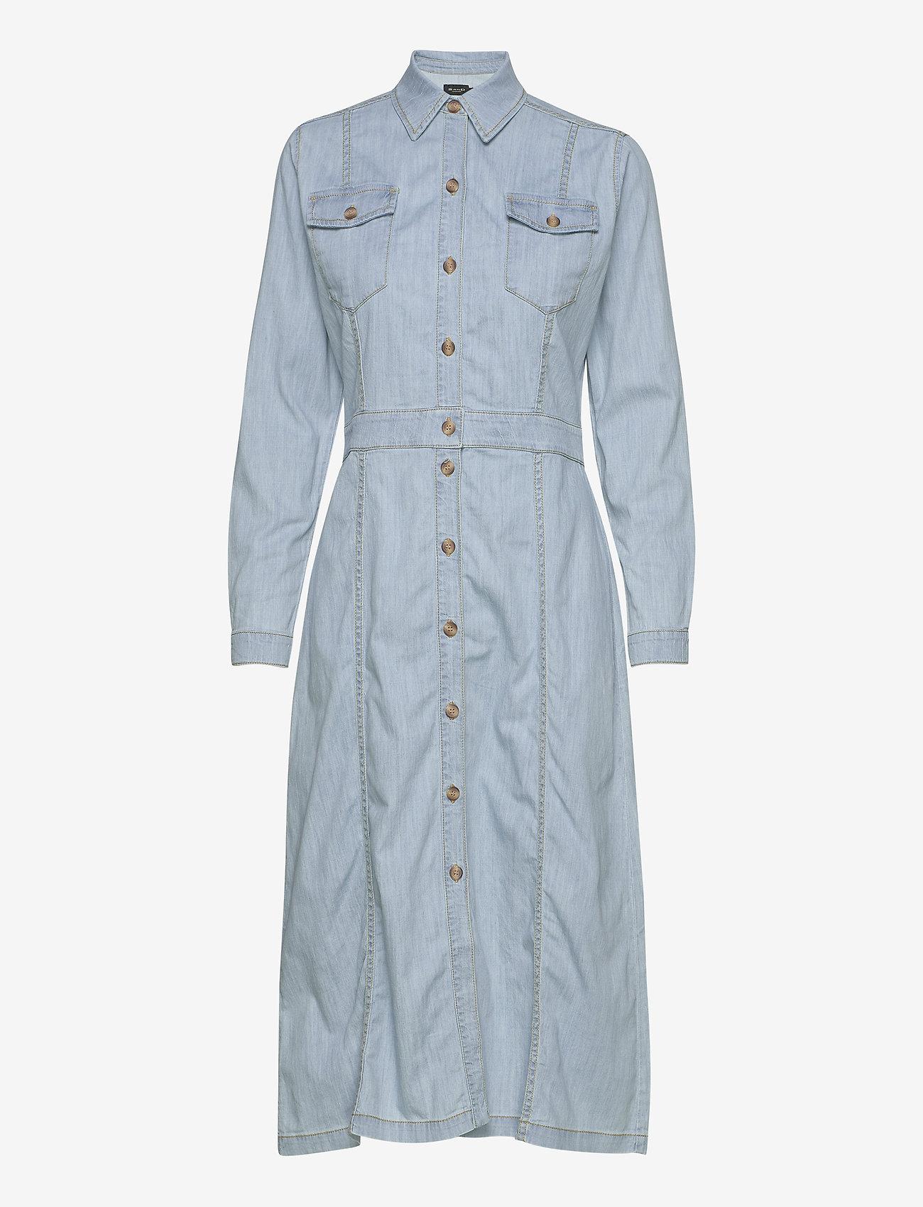SAND - R/Denim - Mati - robes en jeans - light blue - 0