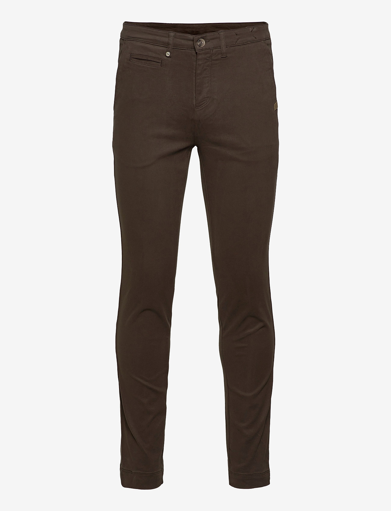 SAND - Suede Touch C - Dilan - chinos - olive/khaki - 0