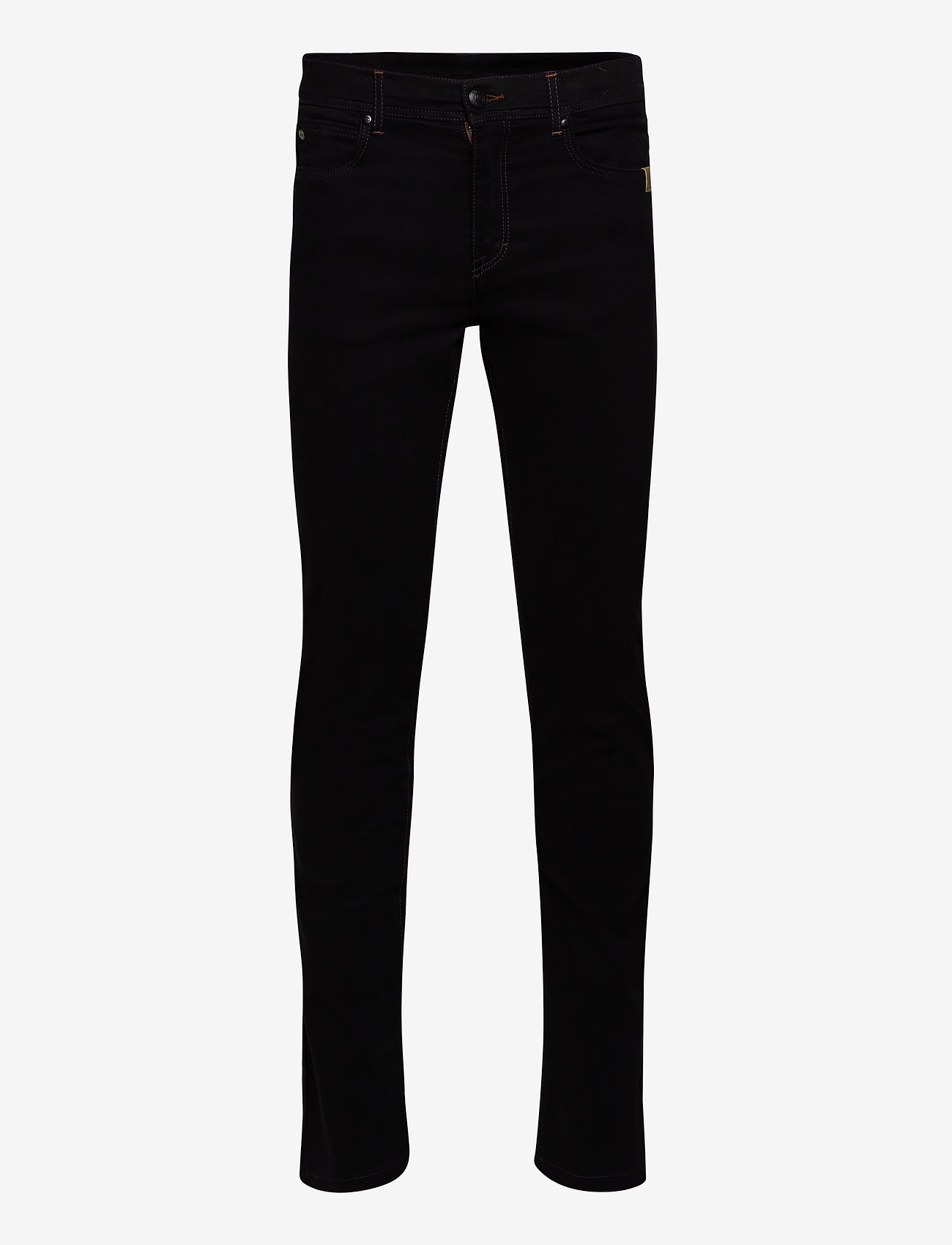 "SAND - Suede Touch - Burton NS 34"" - regular jeans - black - 0"