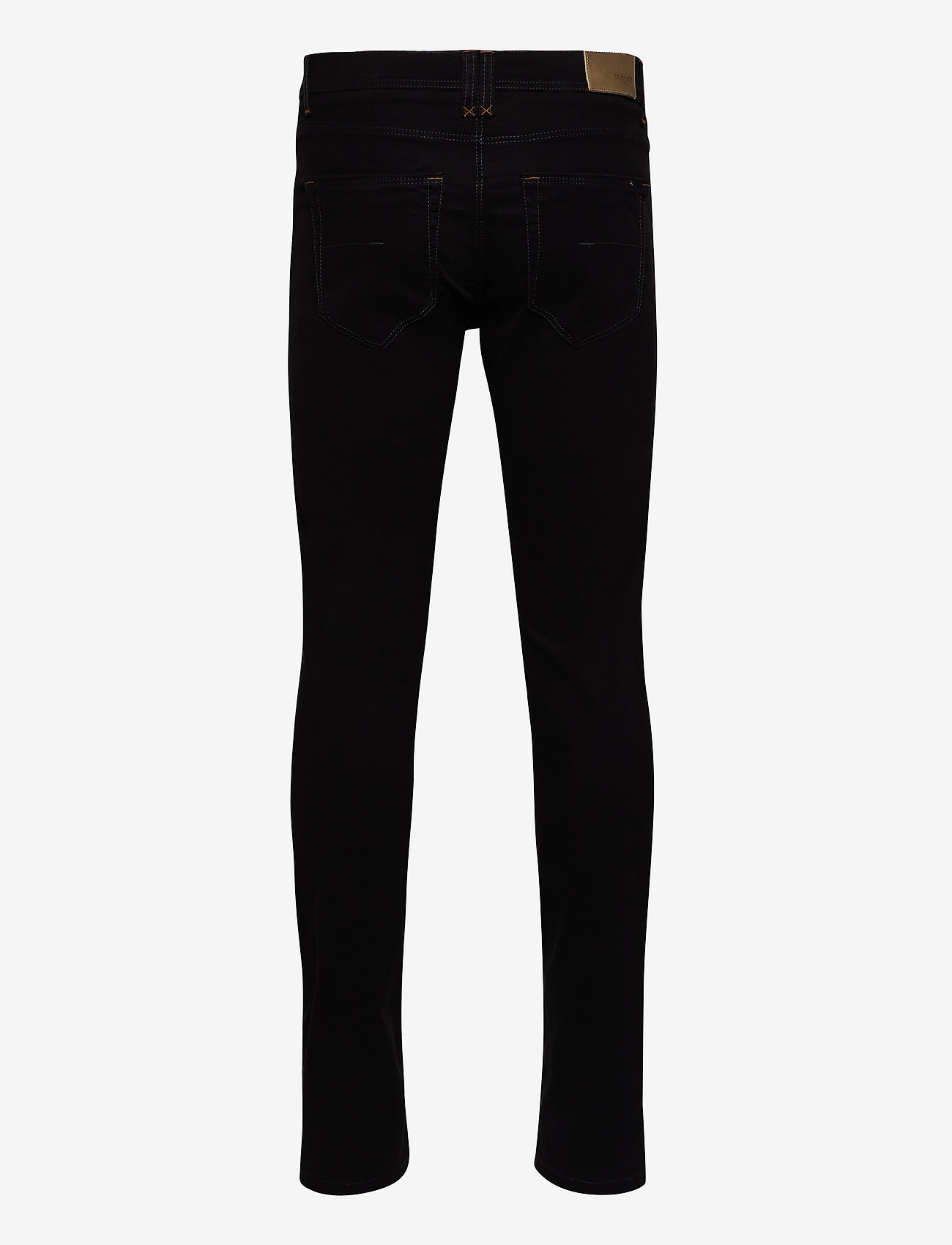 "SAND - Suede Touch - Burton NS 34"" - regular jeans - black - 1"