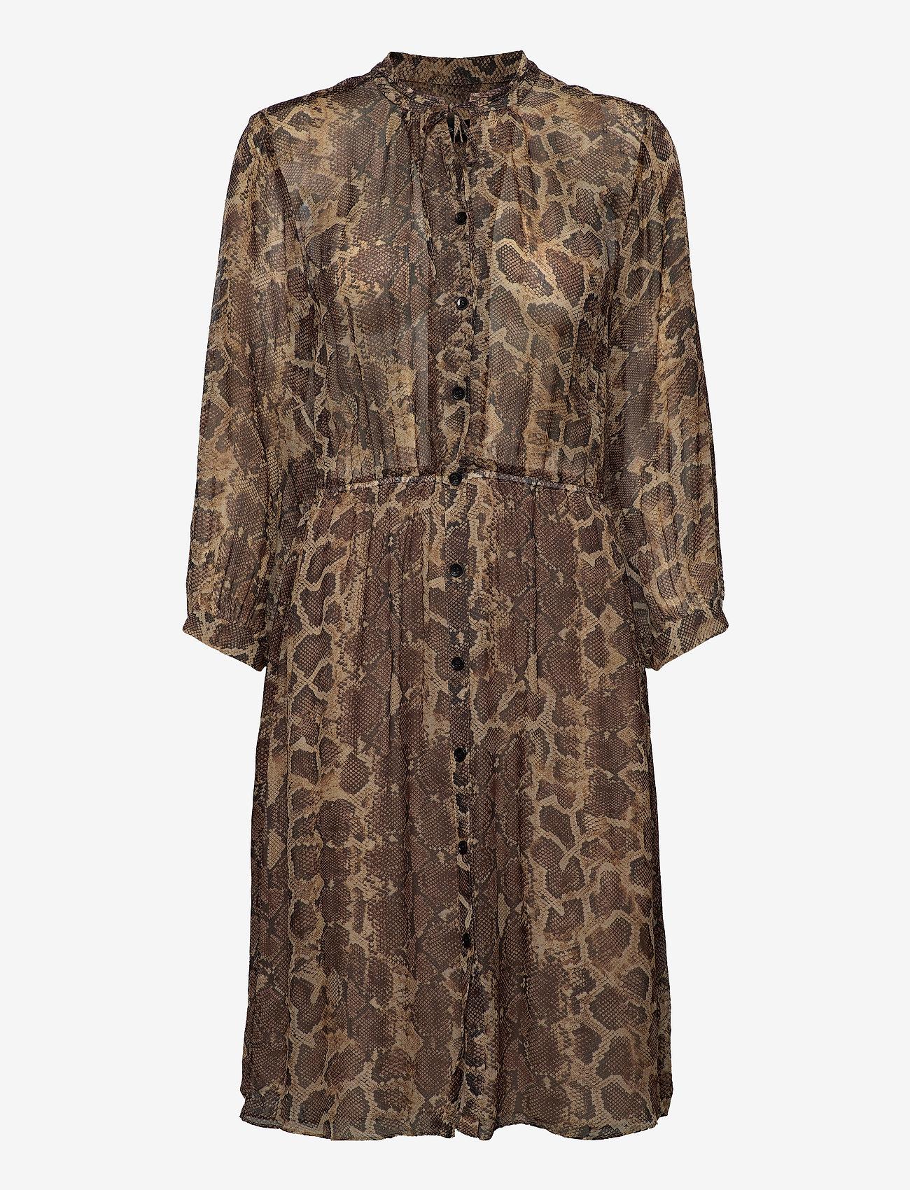 SAND - 3400 - Arlet - robes midi - pattern - 0