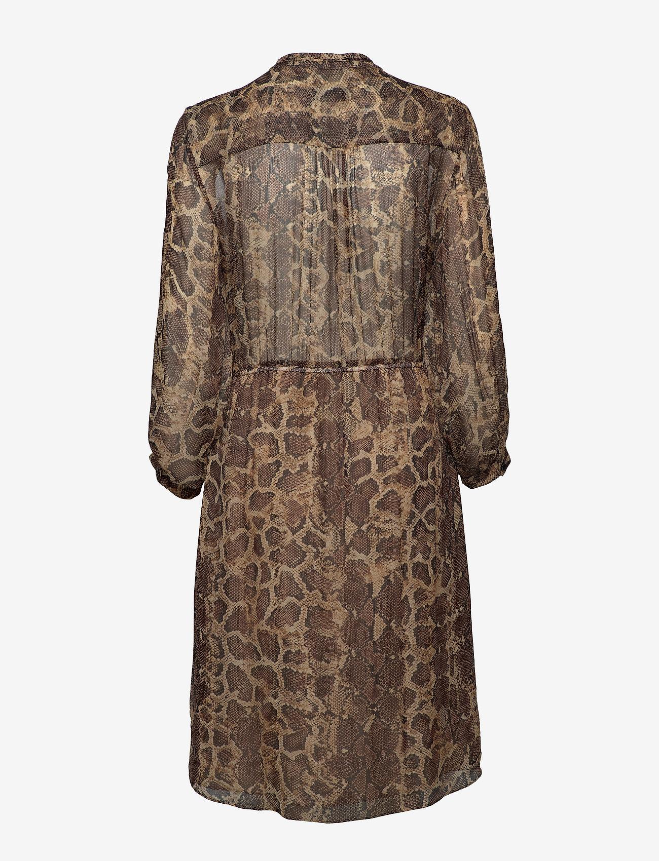 SAND - 3400 - Arlet - robes midi - pattern - 1