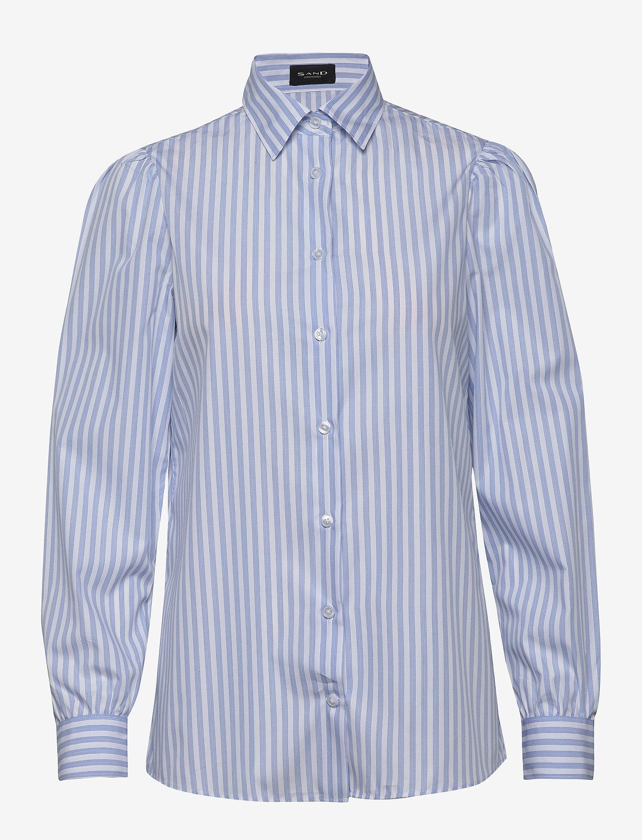 SAND - 8750 - Loreto - chemises à manches longues - ecru/light sand - 0