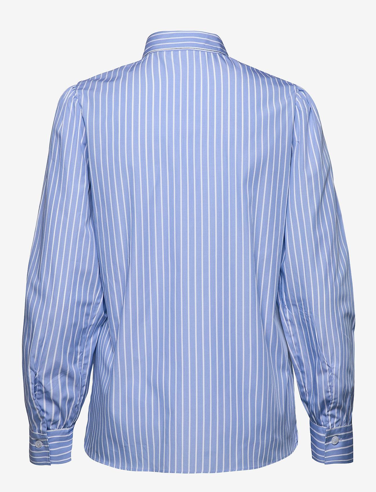 SAND - 8750 - Loreto - chemises à manches longues - light blue - 1