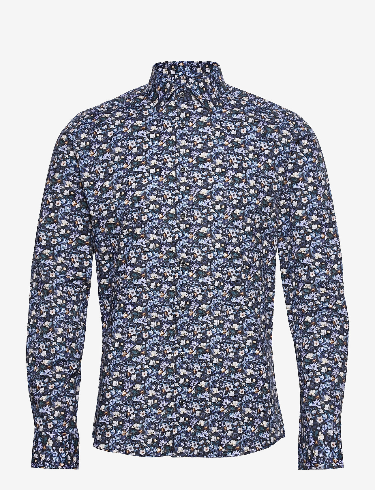 SAND - 8644 - Iver 2 - casual skjortor - medium blue - 0
