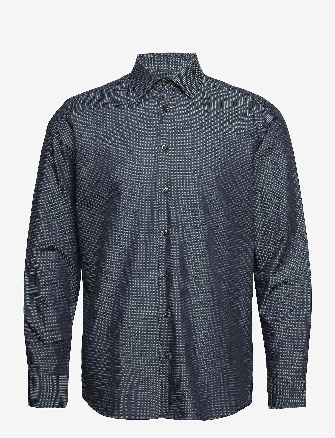 SAND - 8650 - State N 2 - basic skjortor - medium blue - 0