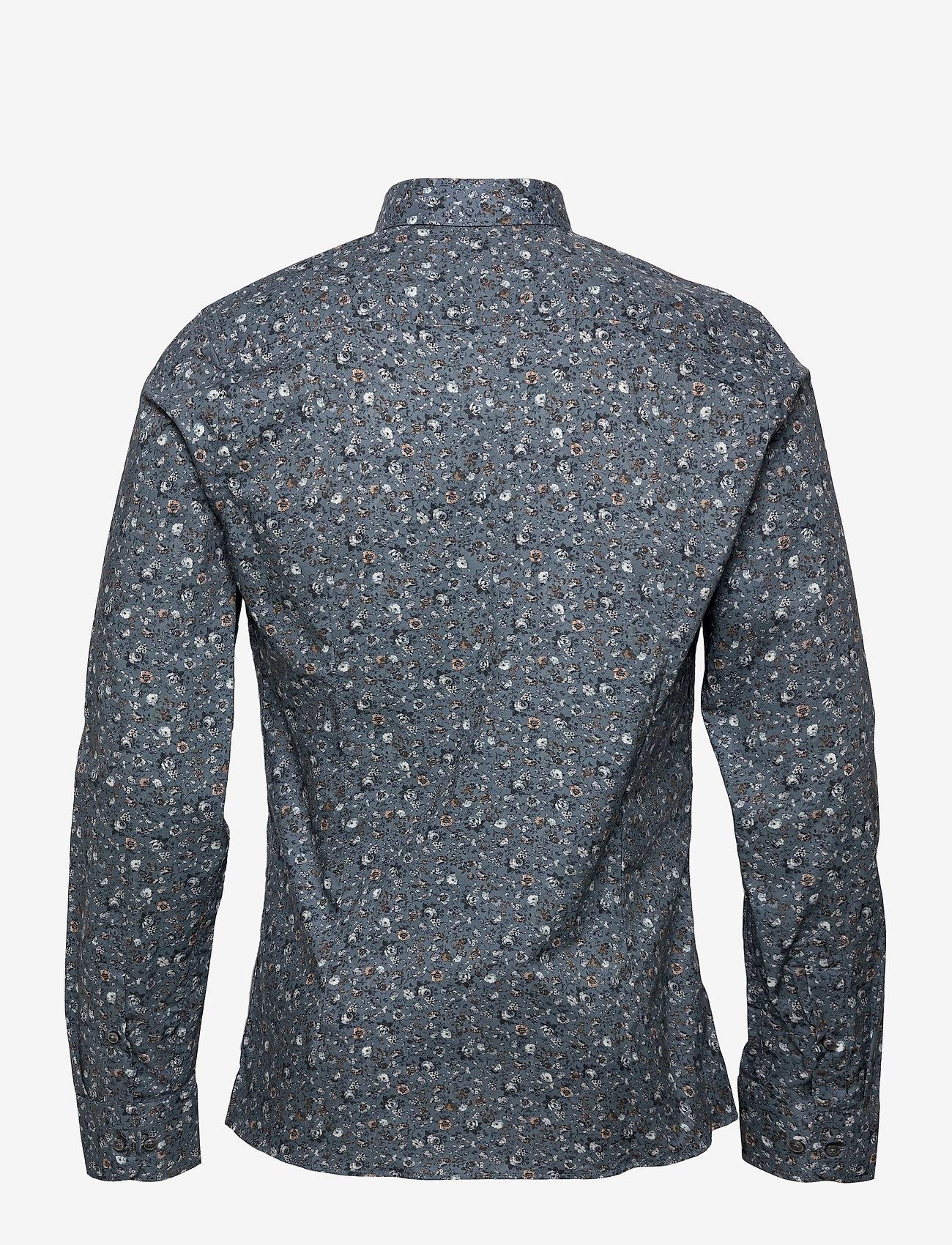SAND - 8619 - Iver 2 - business skjortor - blue - 1