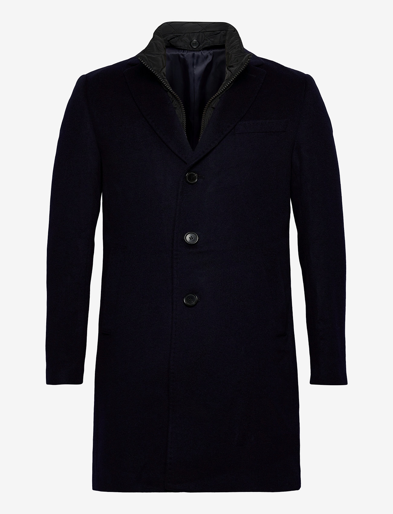 SAND - Cashmere Coat - Sultan Tech - villakangastakit - medium blue - 0