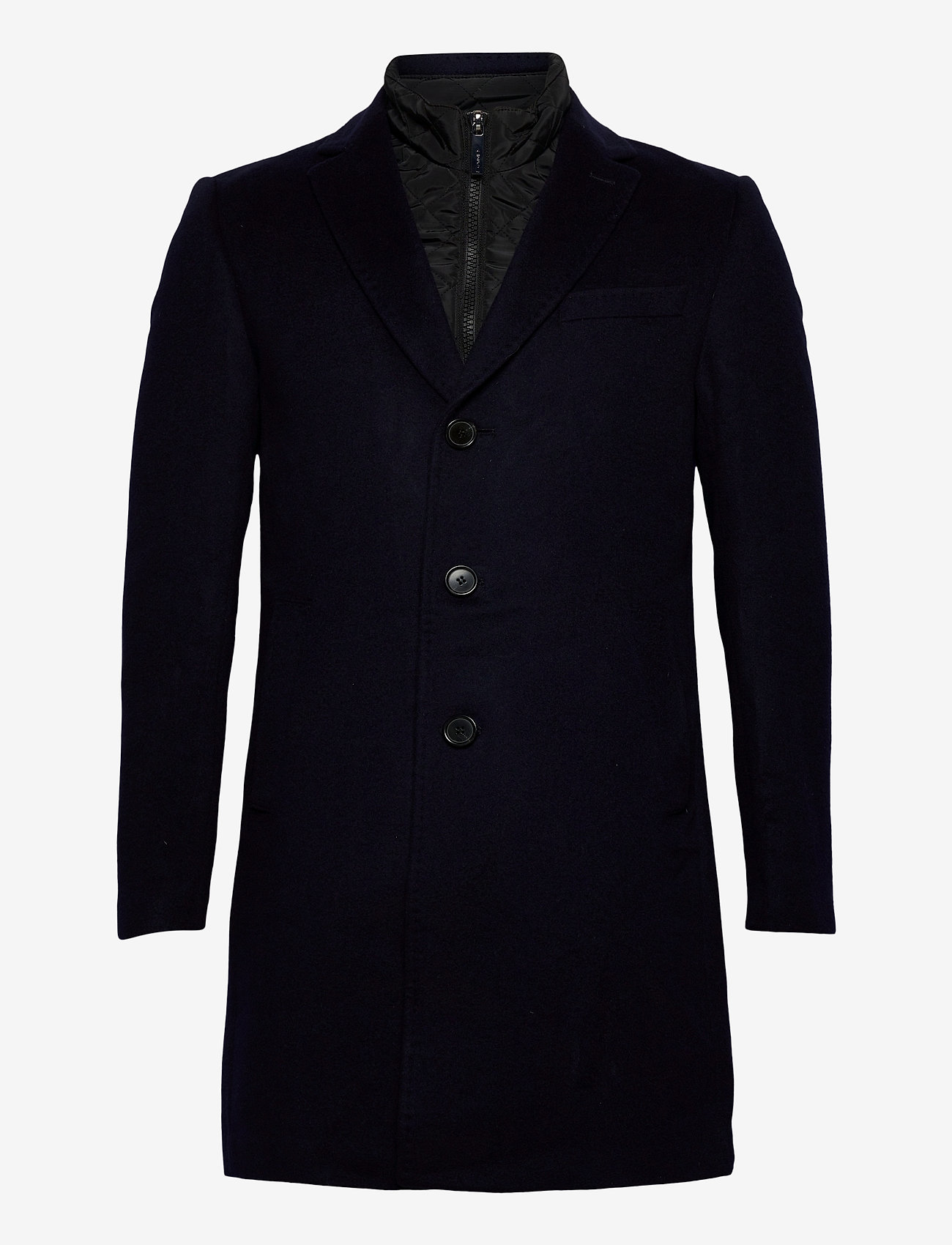 SAND - Cashmere Coat - Sultan Tech - villakangastakit - medium blue - 1