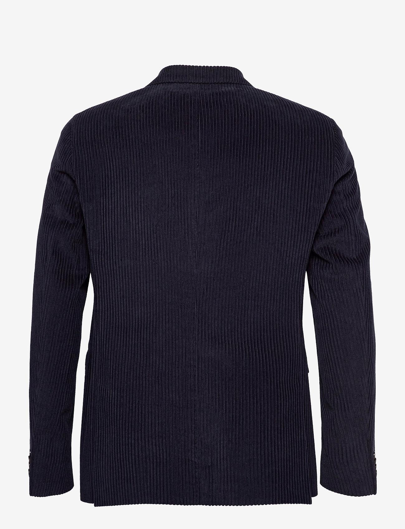 SAND - 1663 - Star DB Normal - single breasted blazers - dark blue/navy - 1