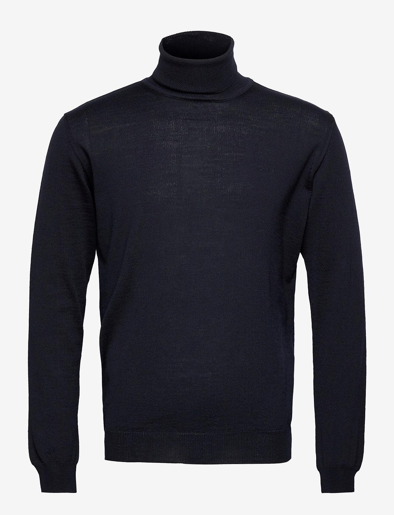 SAND - Merino Embroidery - Id - perusneuleet - dark blue/navy - 0