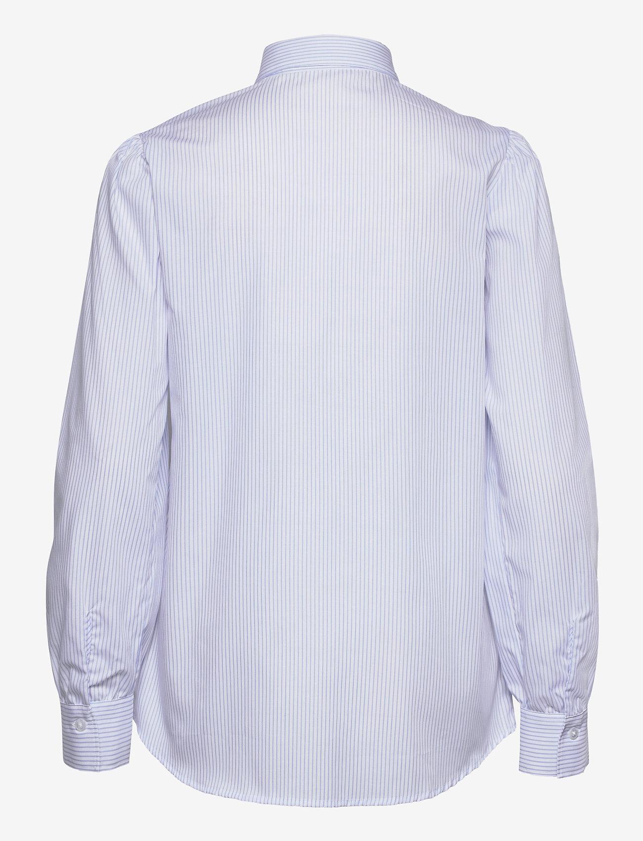 SAND - 8754 - Loreto - långärmade skjortor - ecru/light sand - 1