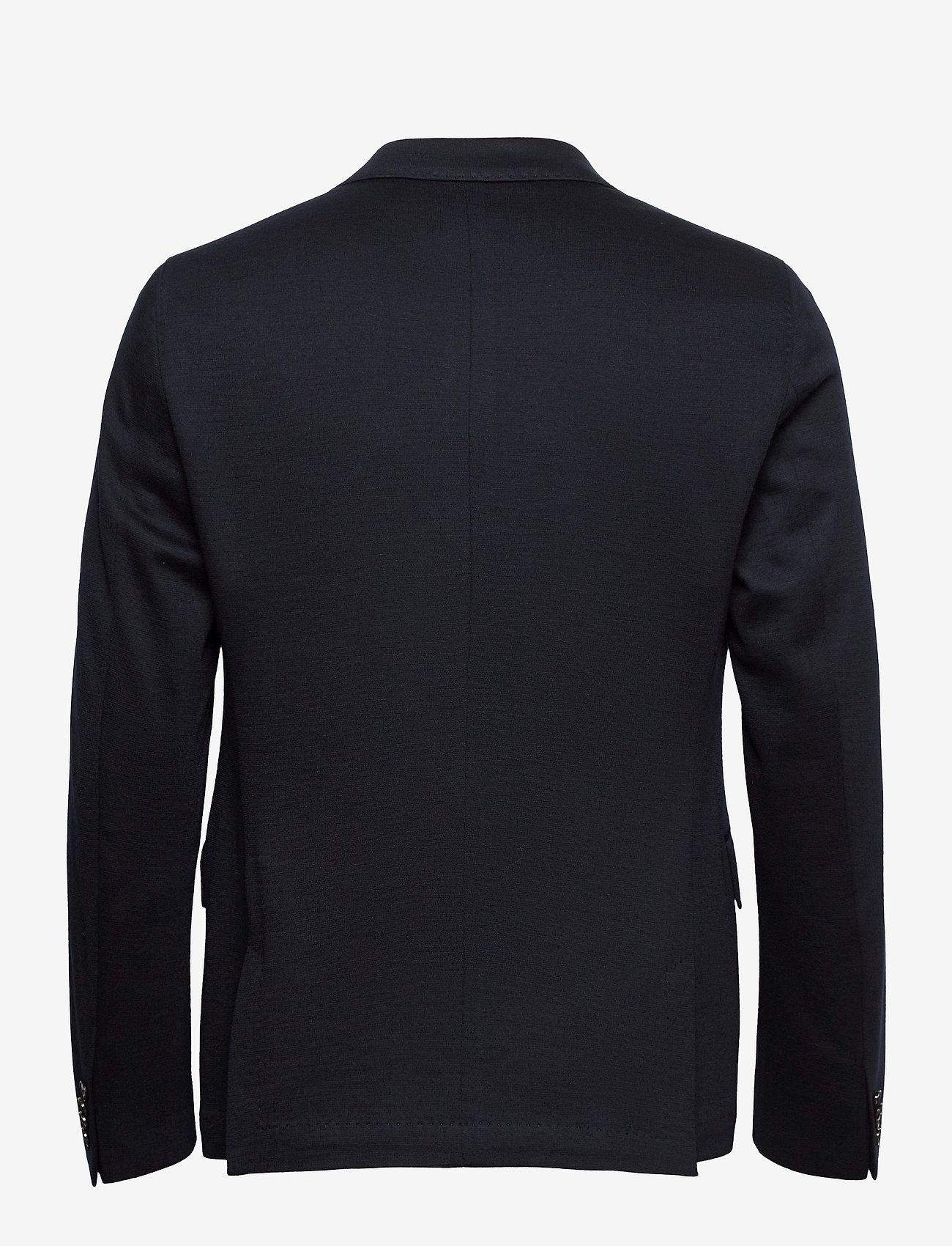 SAND - 1662 - Jones Napoli 1/2 Normal - single breasted blazers - medium blue - 1
