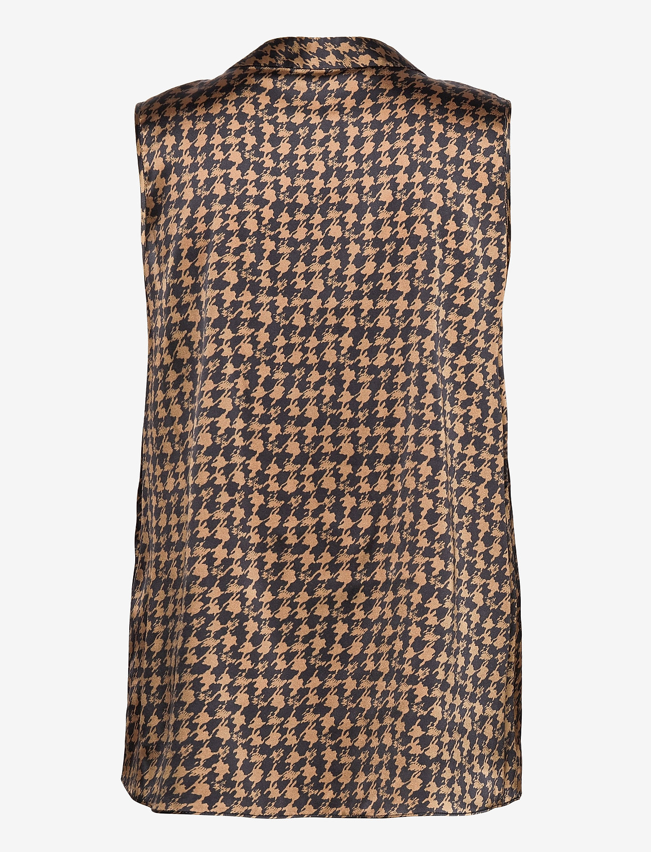 SAND - 3174 Satin - Prosi Top - blouses zonder mouwen - pattern - 1