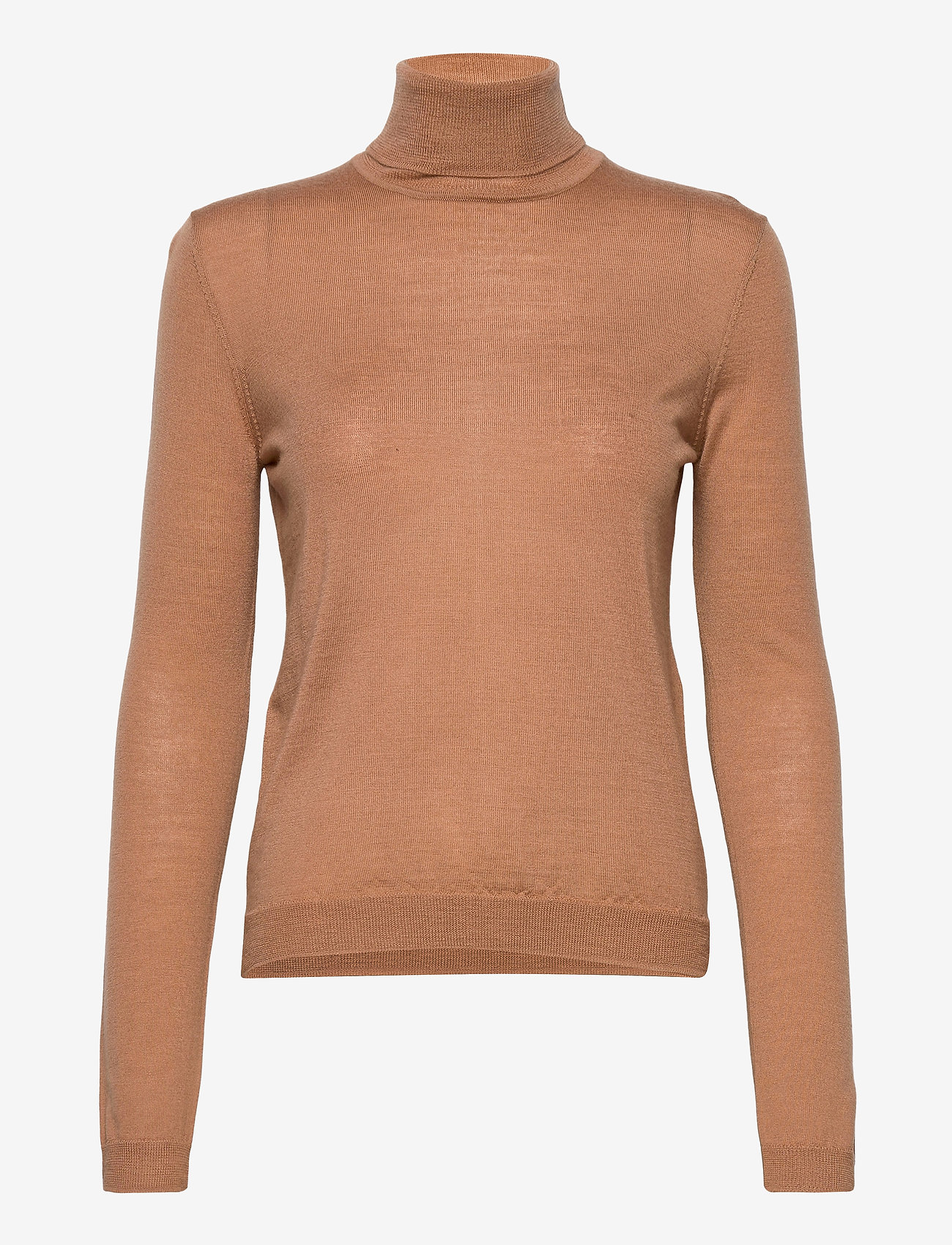 SAND - Fellini - Trish - turtlenecks - camel - 0