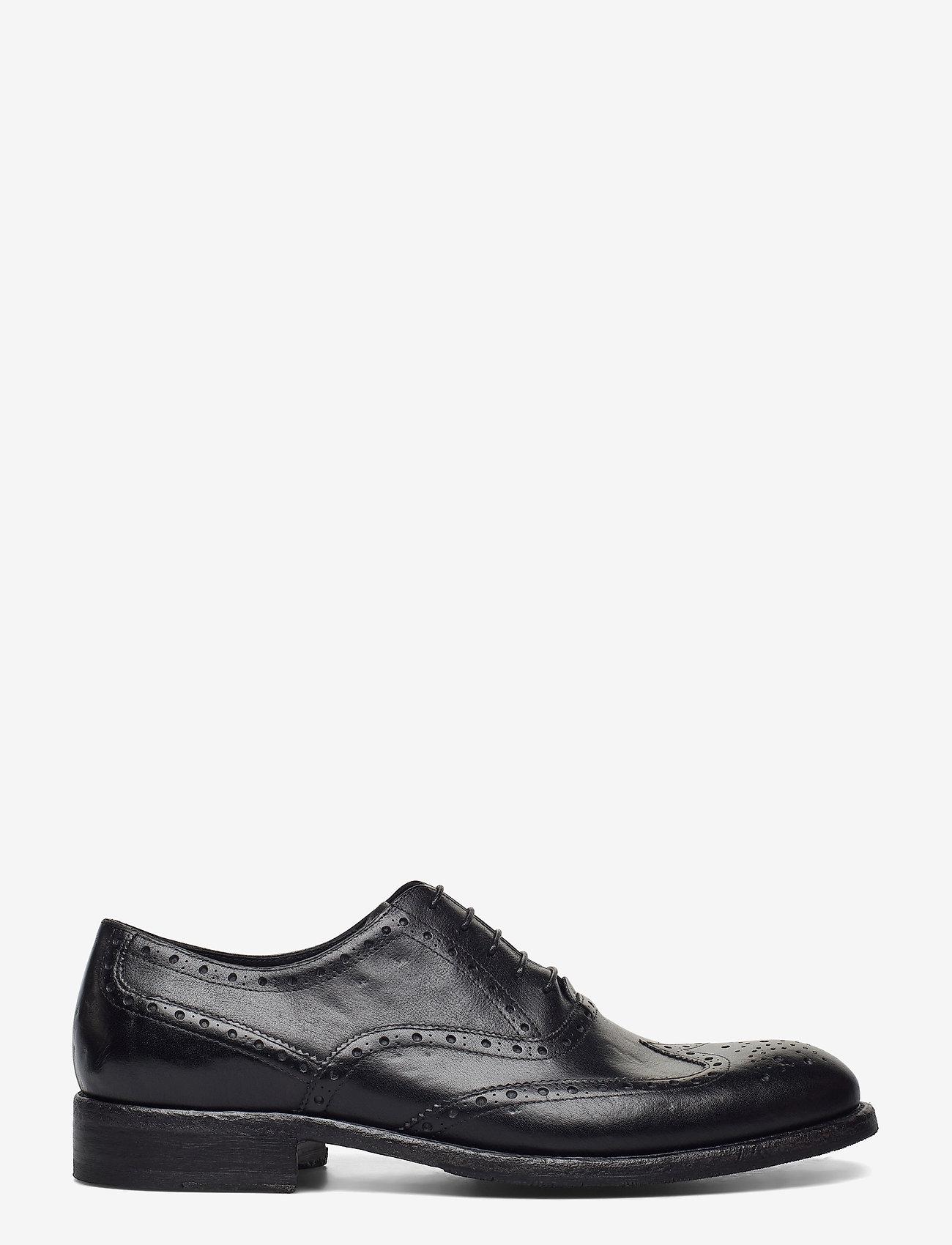 SAND - Footwear MW - F316 - snörskor - black - 1