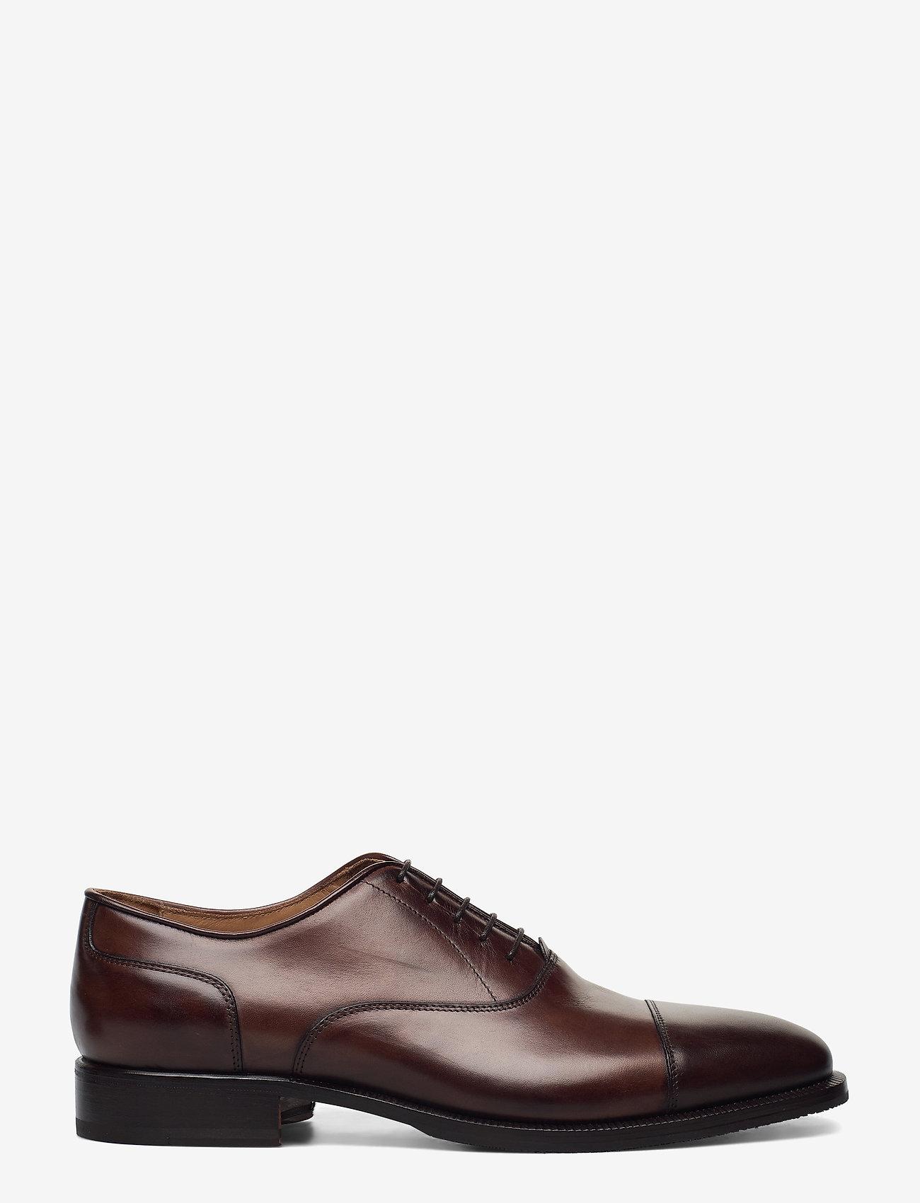 SAND - Footwear MW - F726 - nauhakengät - dark brown - 1