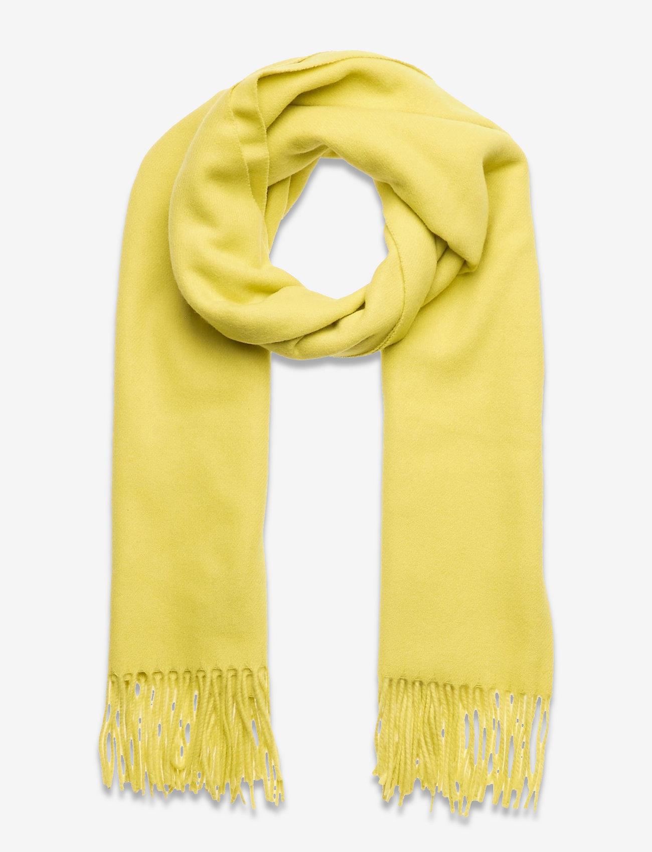 SAND - Scarf - tørklæder - pale yellow - 0