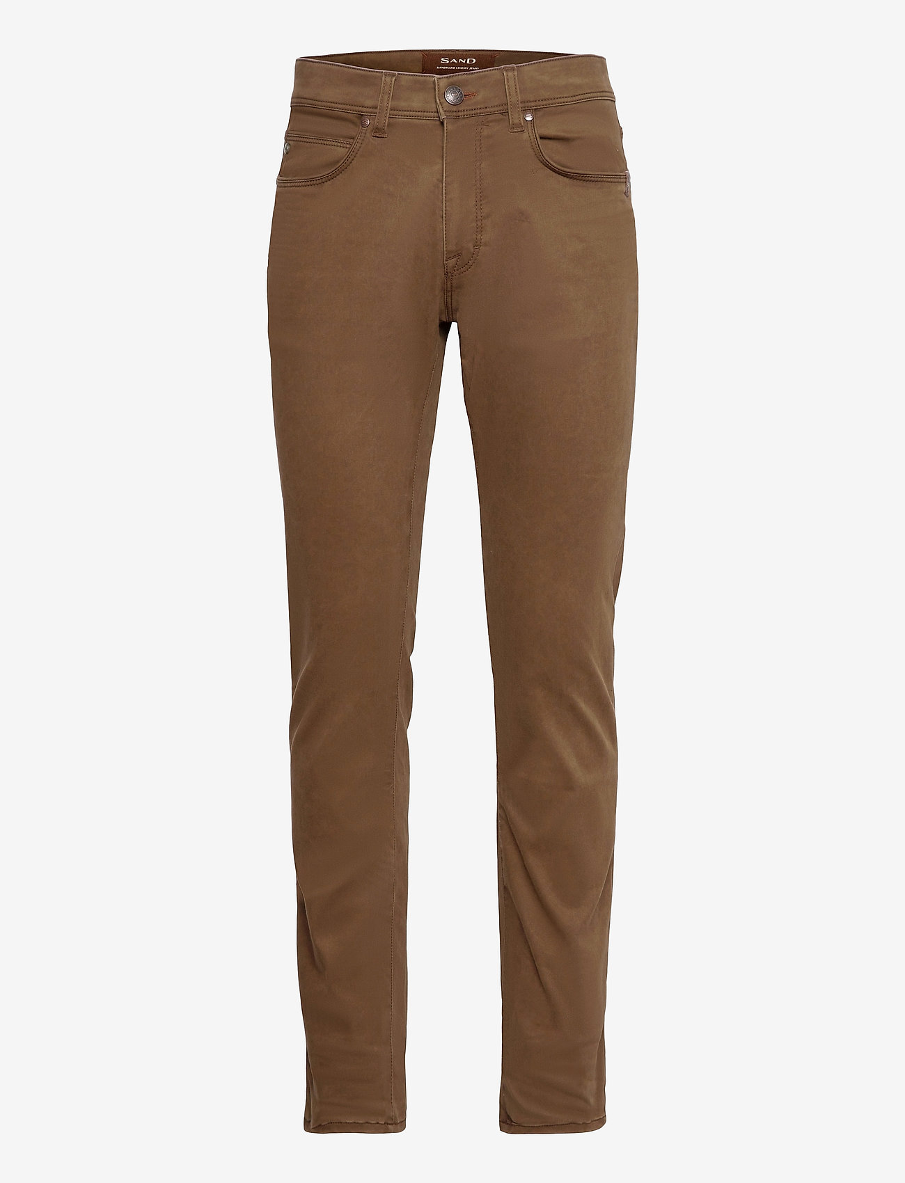 "SAND - Diamond Wash - Burton NS 32"" - casual trousers - brown - 0"