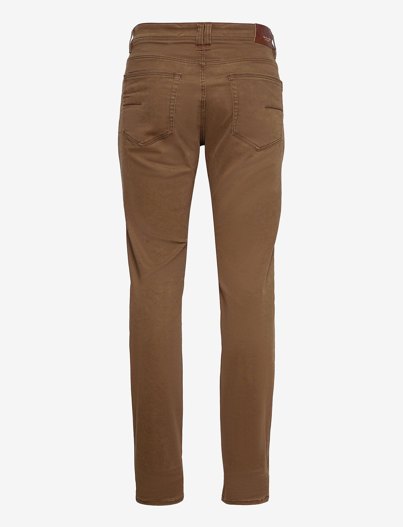 "SAND - Diamond Wash - Burton NS 32"" - casual trousers - brown - 1"