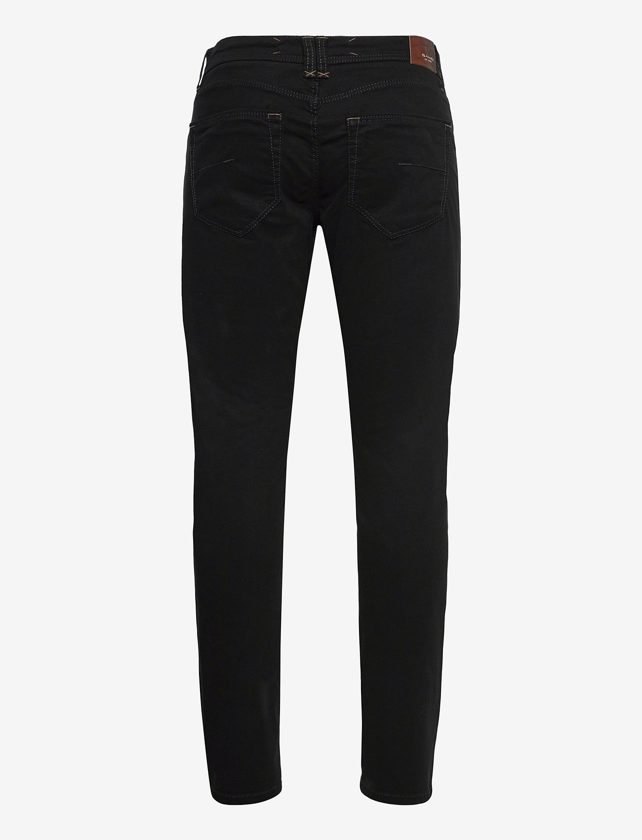 """SAND - Suede Touch - Burton NS 30"""" - casual trousers - black - 1"""