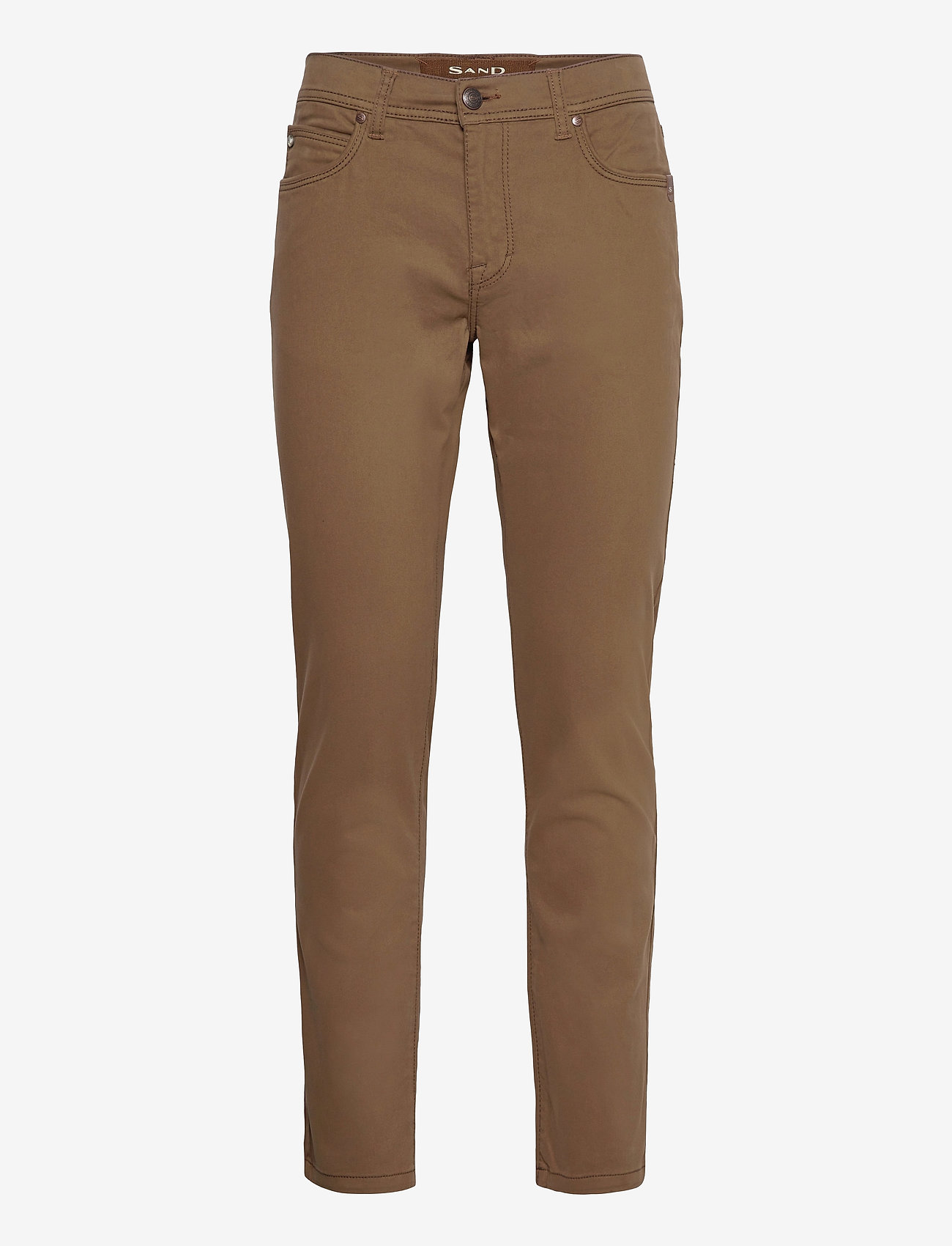 """SAND - Suede Touch - Burton NS 30"""" - casual trousers - brown - 0"""