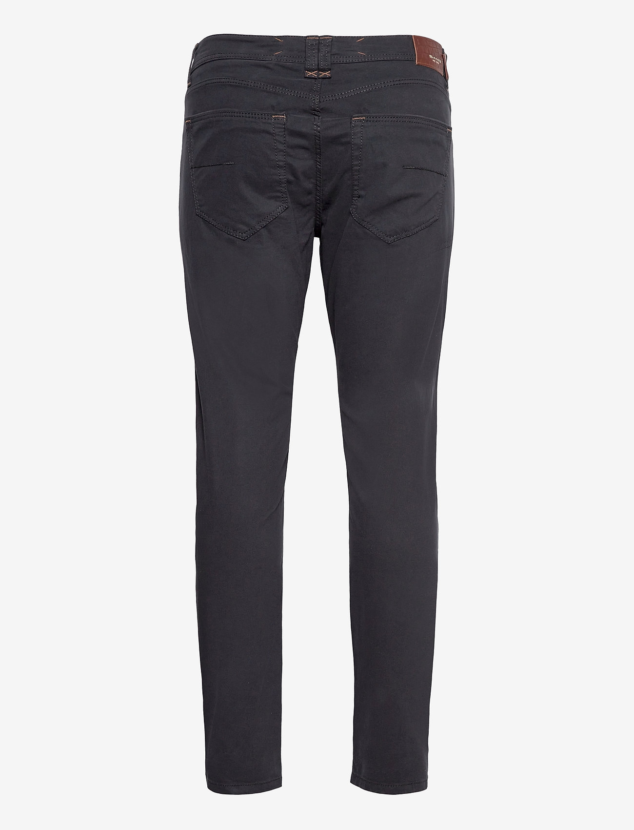 """SAND - Suede Touch - Burton NS 30"""" - casual trousers - dark blue/navy - 1"""