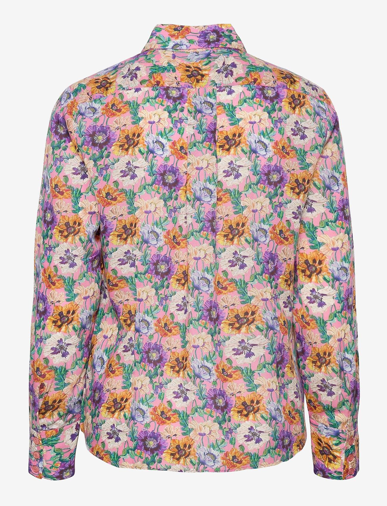SAND - 3419 - Lotte BC - overhemden met lange mouwen - pink - 1
