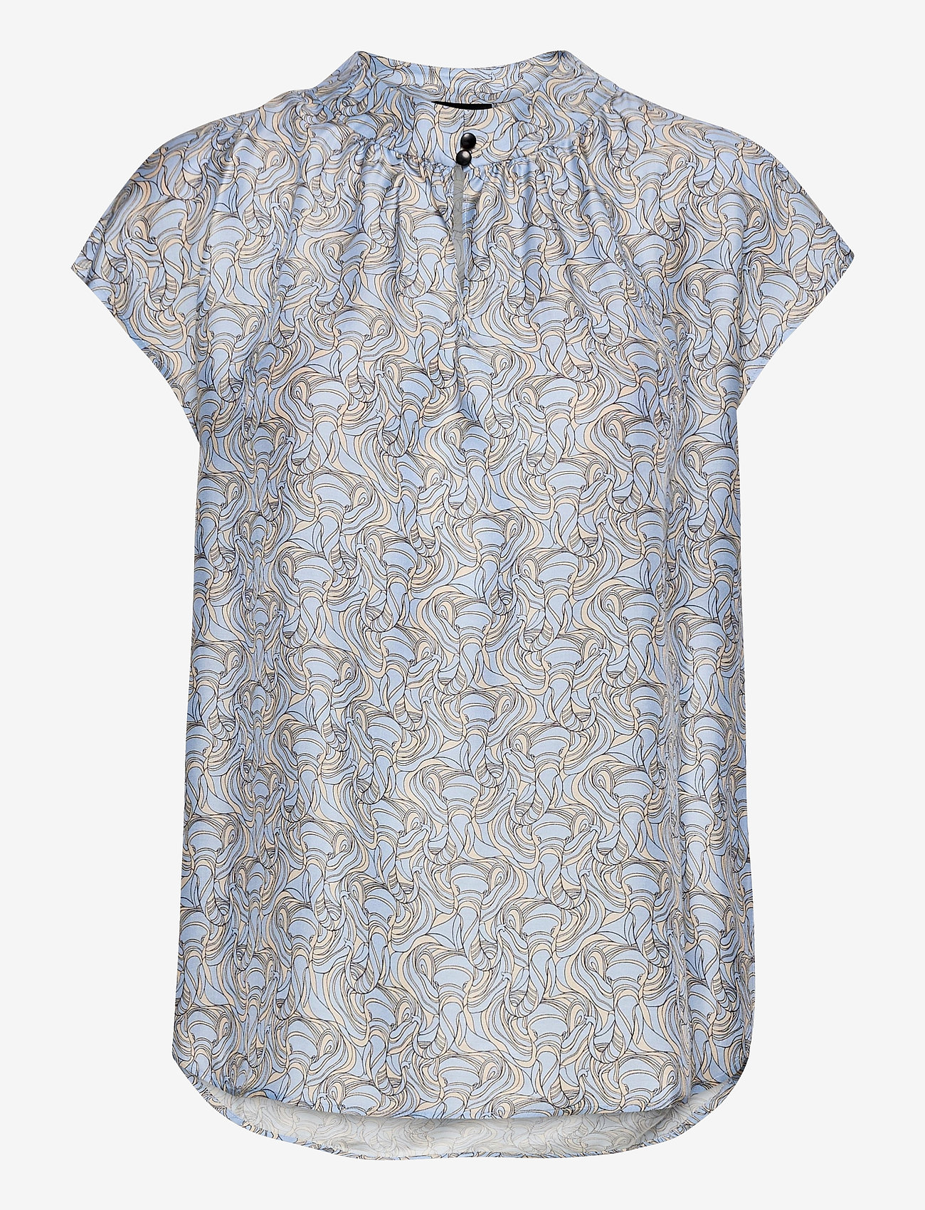 SAND - 3418 - Prosi Top S - blouses à manches courtes - pattern - 0