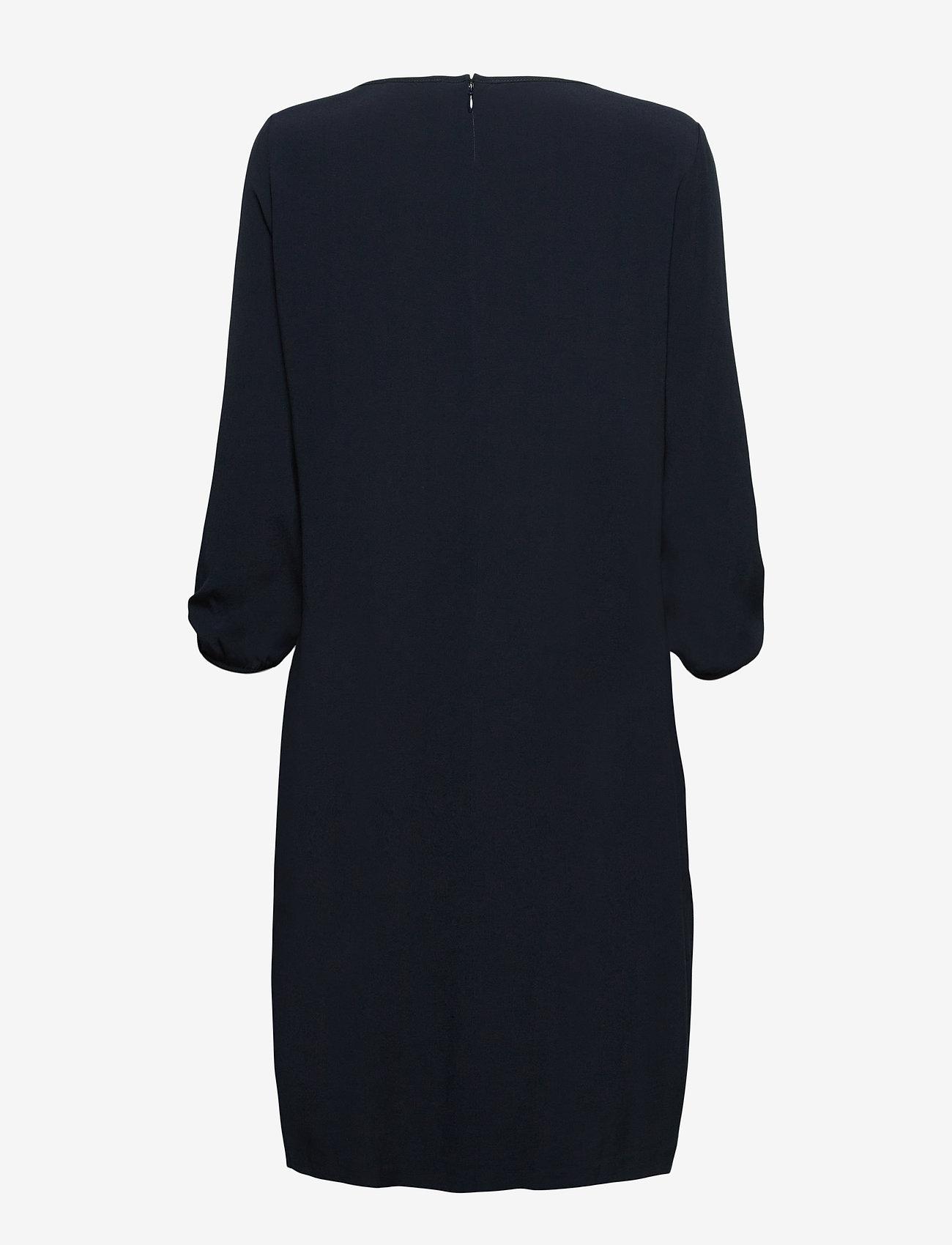SAND - Crepe Satin Back - Ellie - robes de jour - medium blue - 1