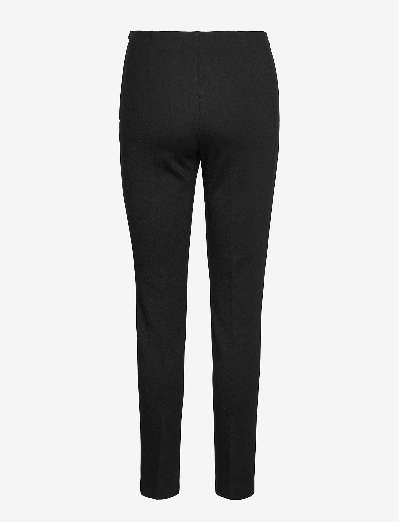 SAND - 2548 - Malhia - pantalons slim fit - black - 1