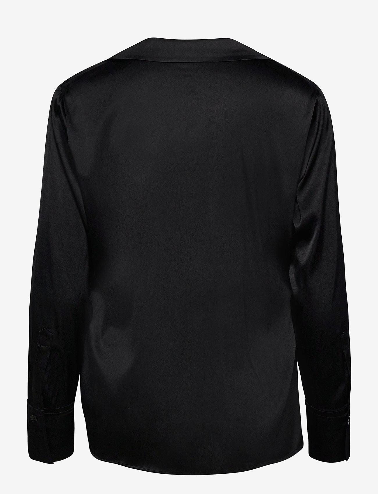 SAND - 3176 - Adal - blouses à manches longues - black - 1