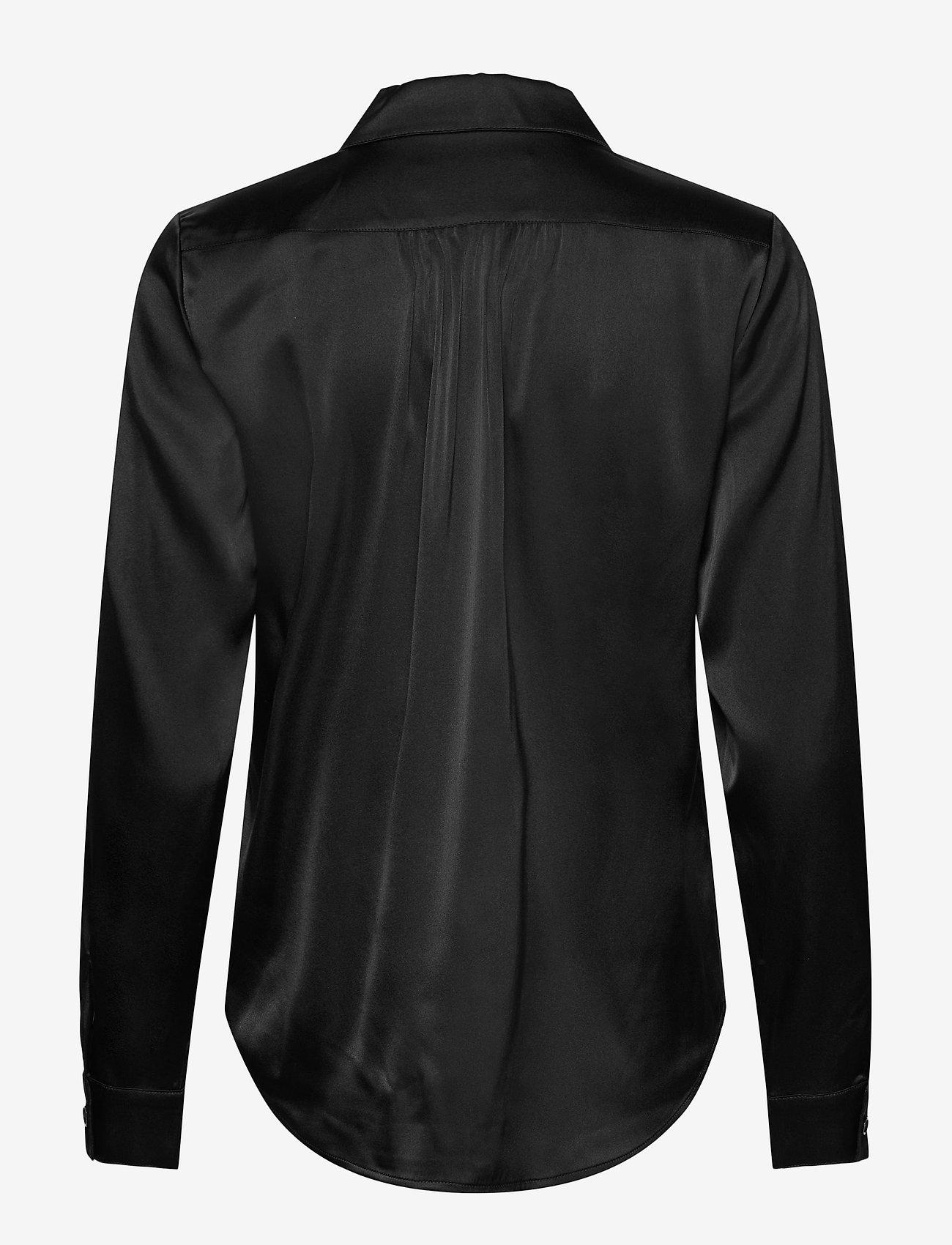 SAND - 3176 - Latia - chemises à manches longues - black - 1