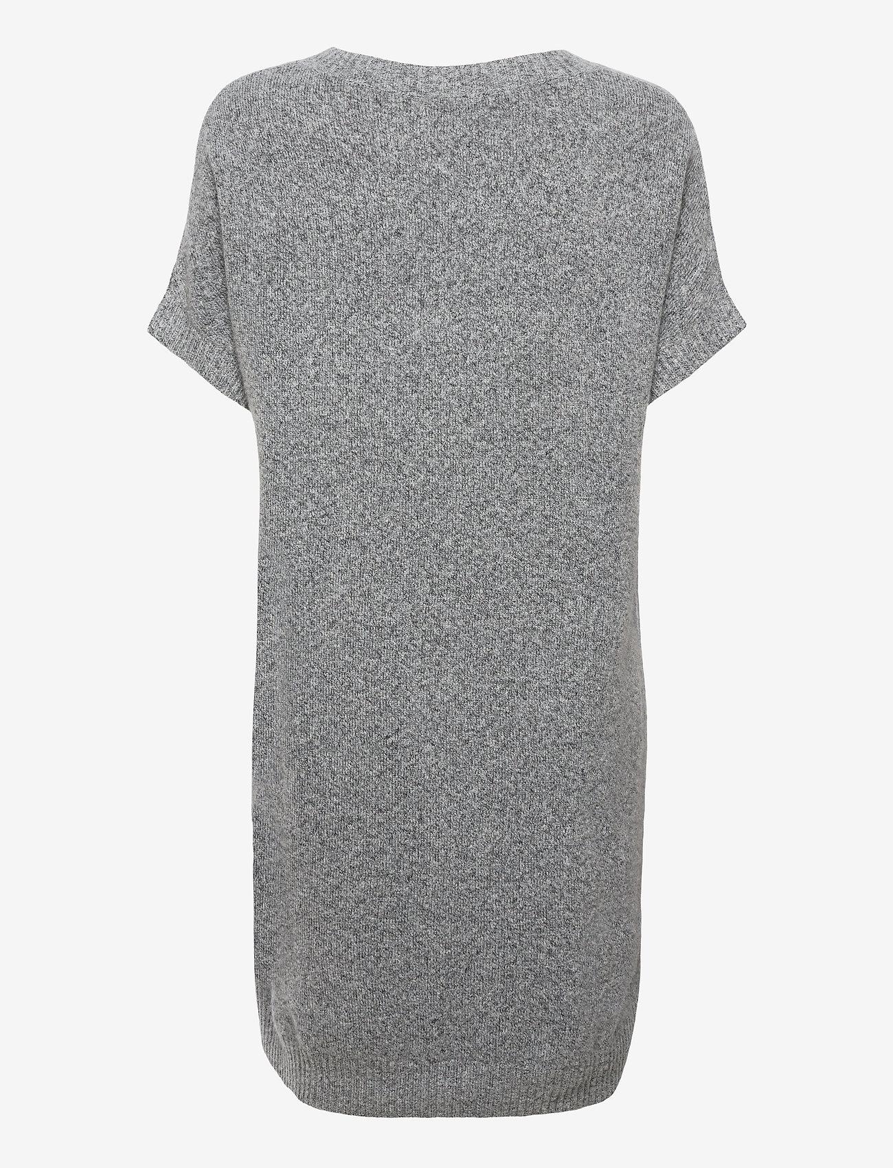 SAND - 5210 - Izadi Dress - robes de jour - grey - 1
