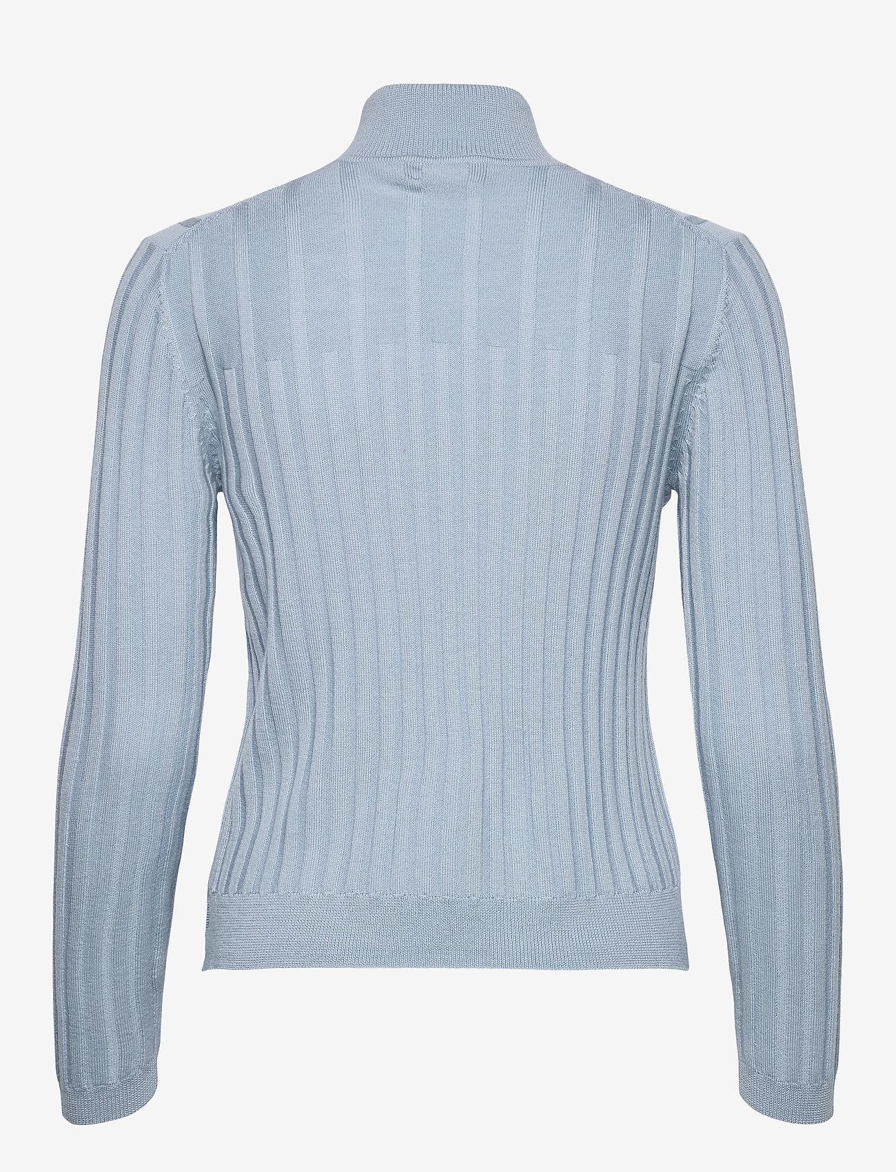 SAND - Fellini F - Kilani - turtlenecks - pale blue - 1