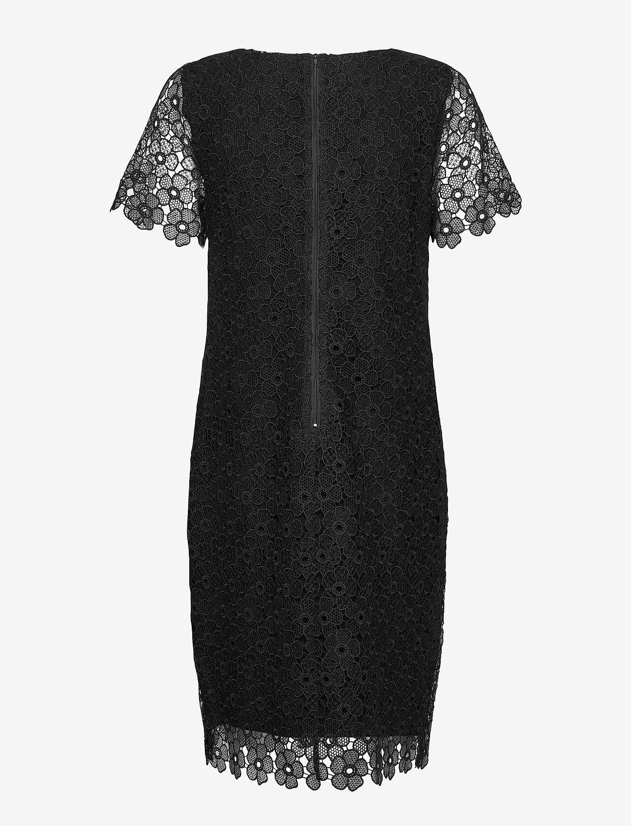 SAND - 3177 - Ellie - robes de cocktail - black - 1