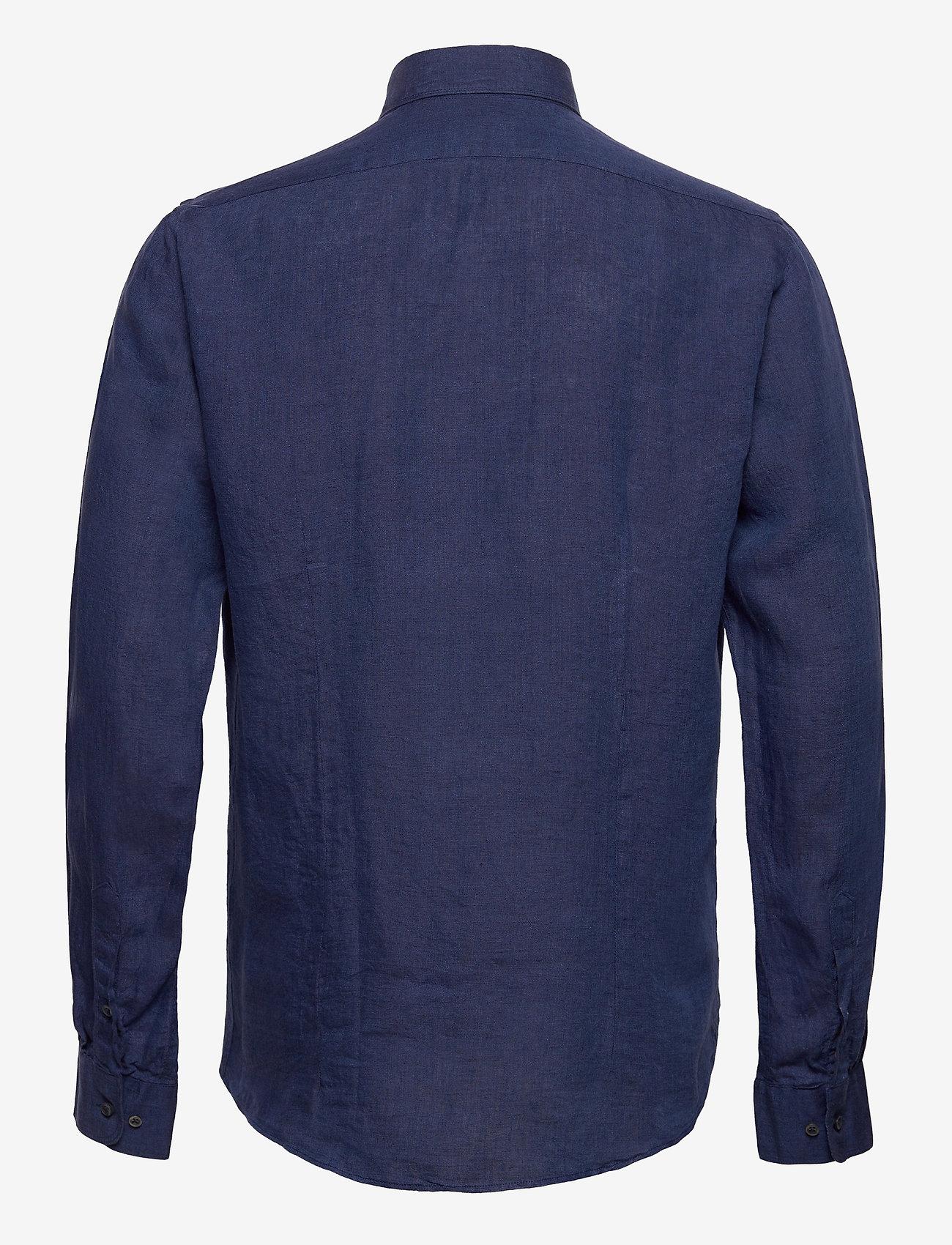 SAND - 8823 - State NC - basic skjortor - dark blue/navy - 1