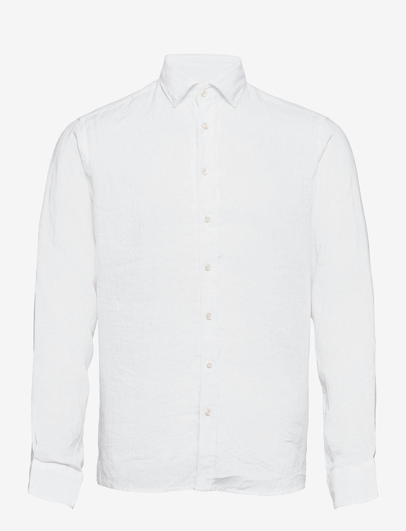 SAND - 8823 - State NC - basic skjortor - optical white - 0