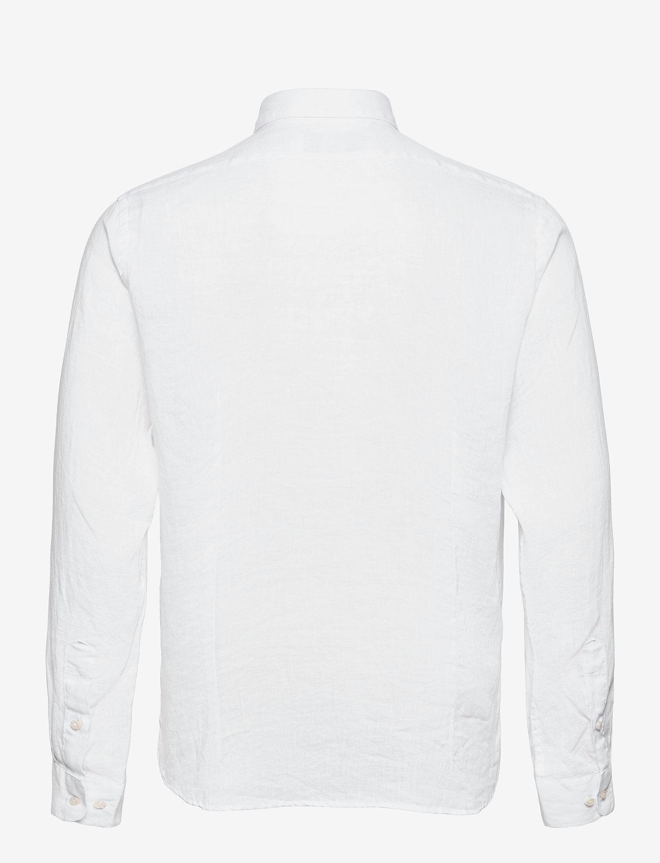 SAND - 8823 - State NC - basic skjortor - optical white - 1