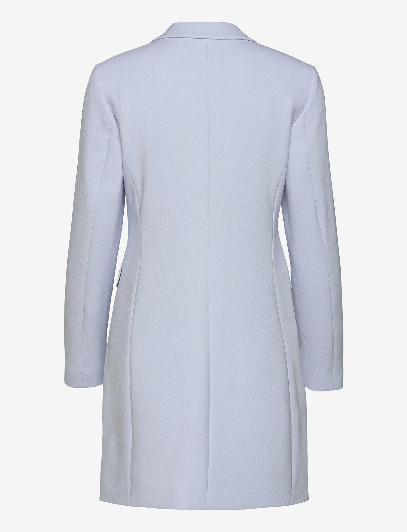 SAND - 3596 - Keiko Dress - dunne jassen - blue - 1